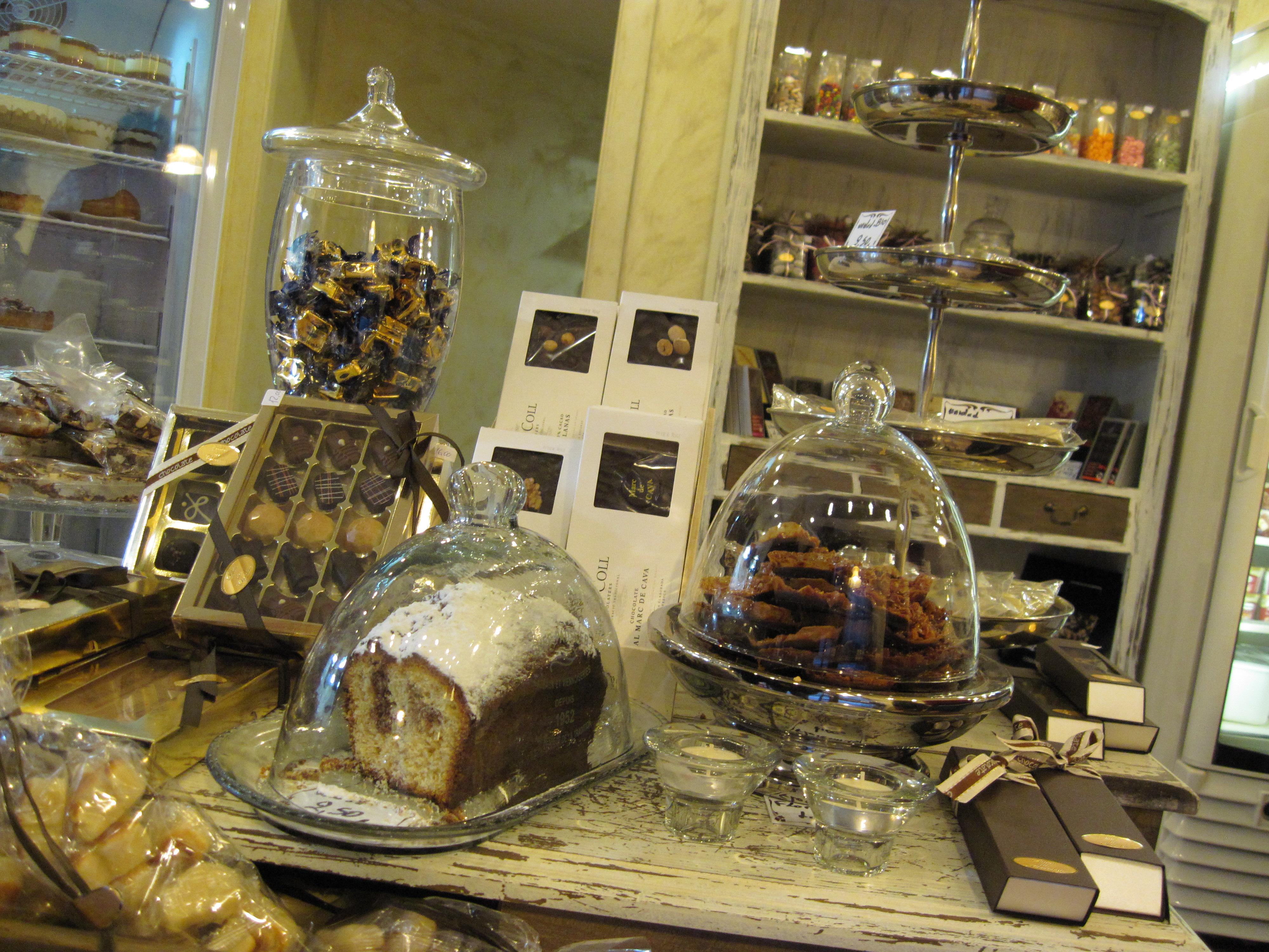 Pastry shop photo