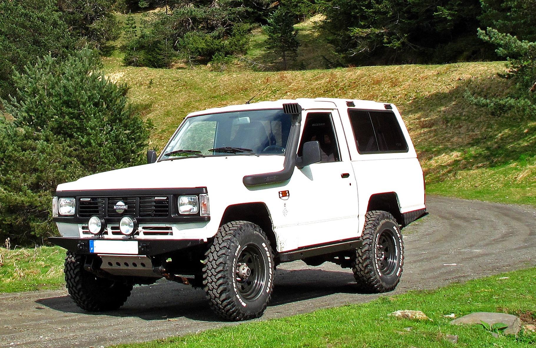 File:Nissan Patrol Baroud.jpg - Wikimedia Commons