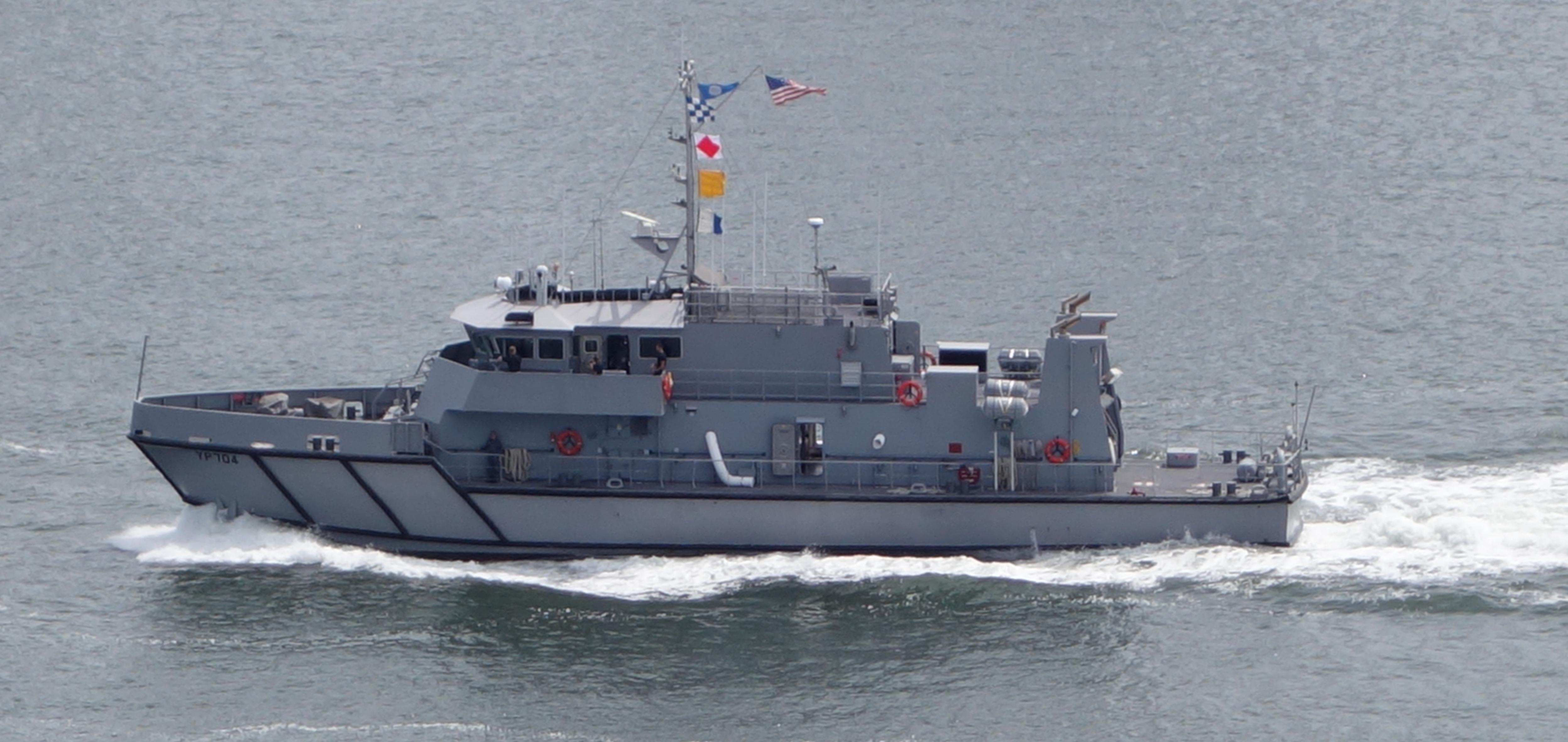 Yard patrol boat - Wikipedia