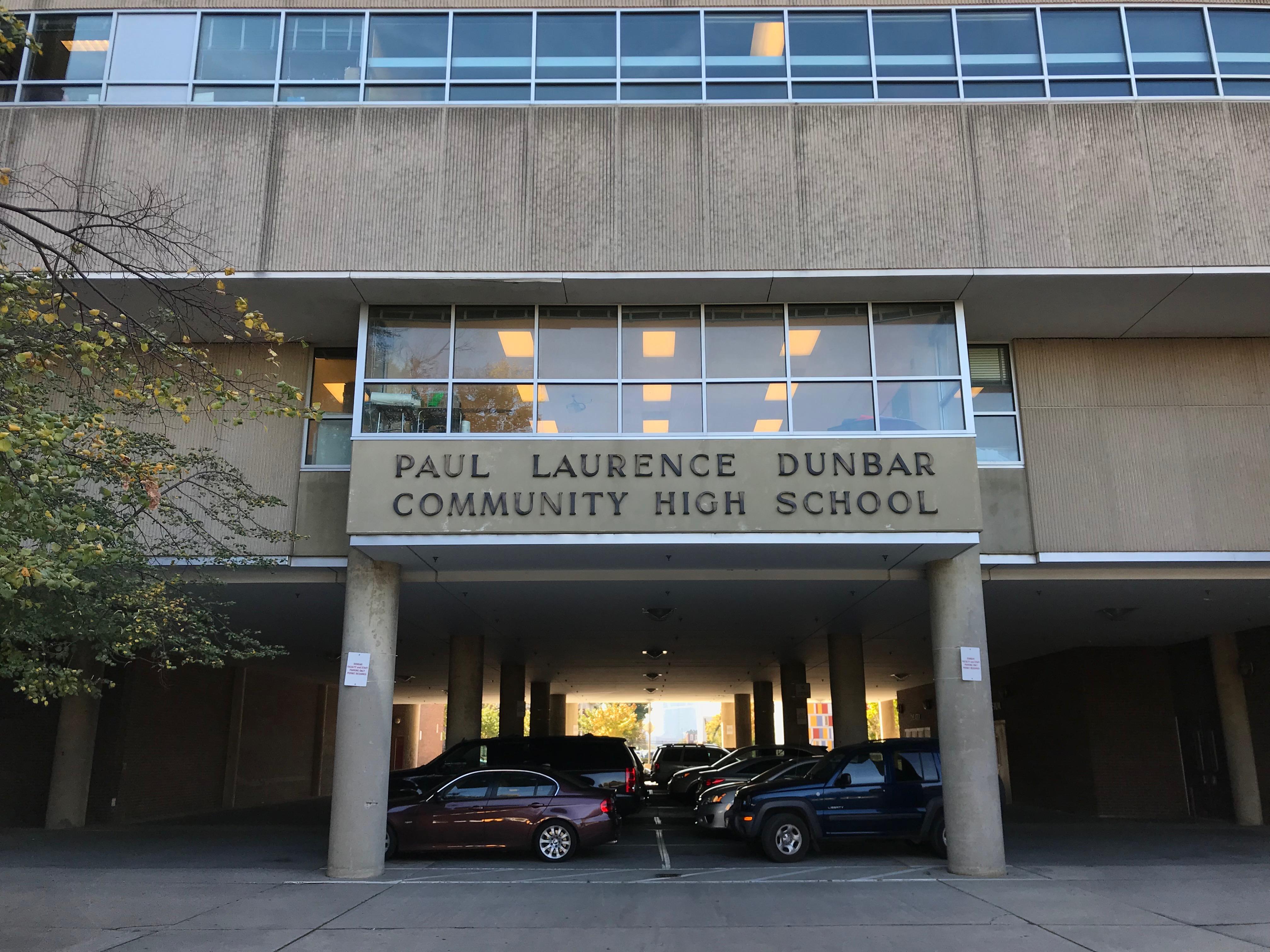 Paul laurence dunbar high school, 1400 orleans street, baltimore, md 21205 photo