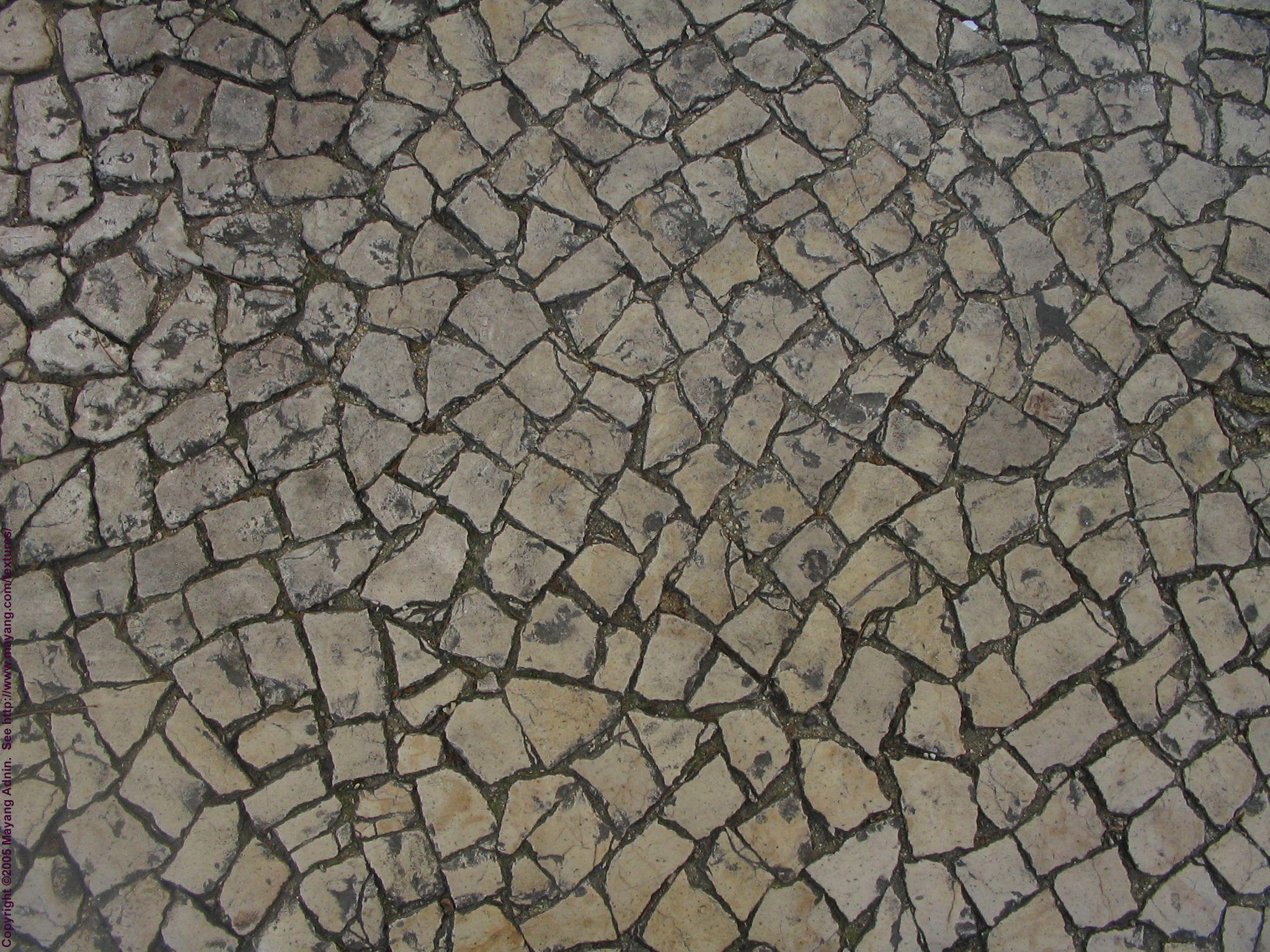 Portuguese Pavement Black White Pinterest Texture | discoverlist.co