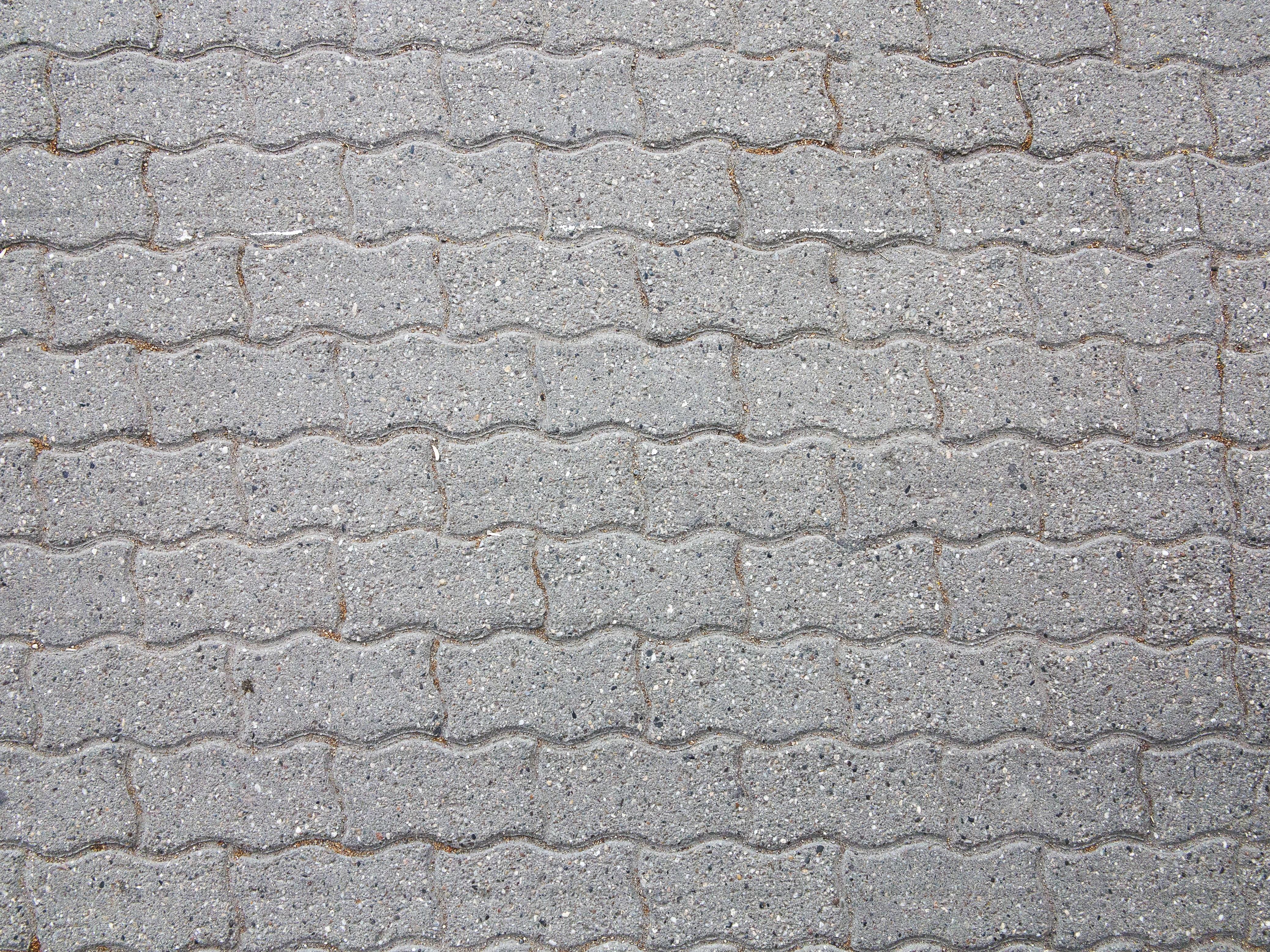 Paper Backgrounds   concrete-brick-pavement-texture