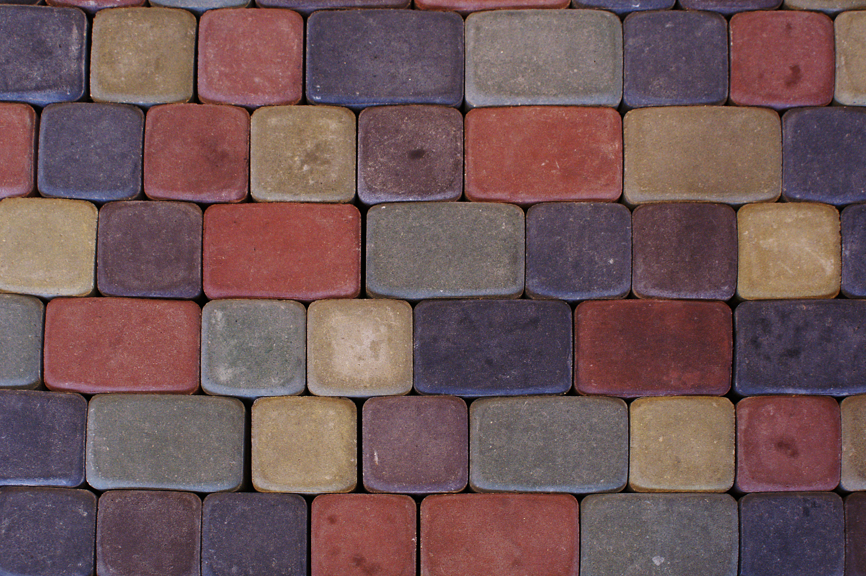 Paving texture, Cobbles, Colorful, Industrial, Industry, HQ Photo