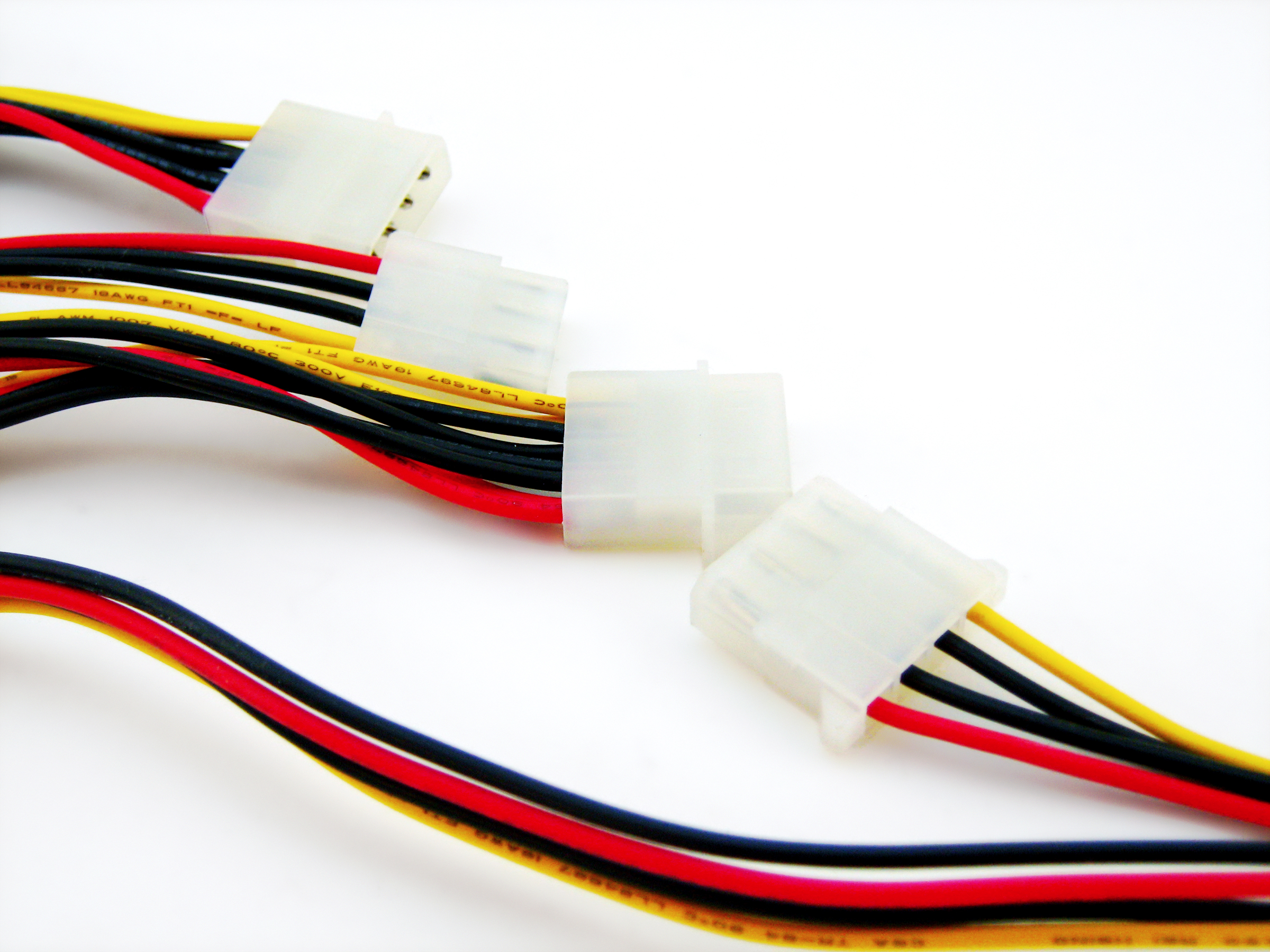 PC Power Cable, Cable, Interconnect, Switch, Power, HQ Photo