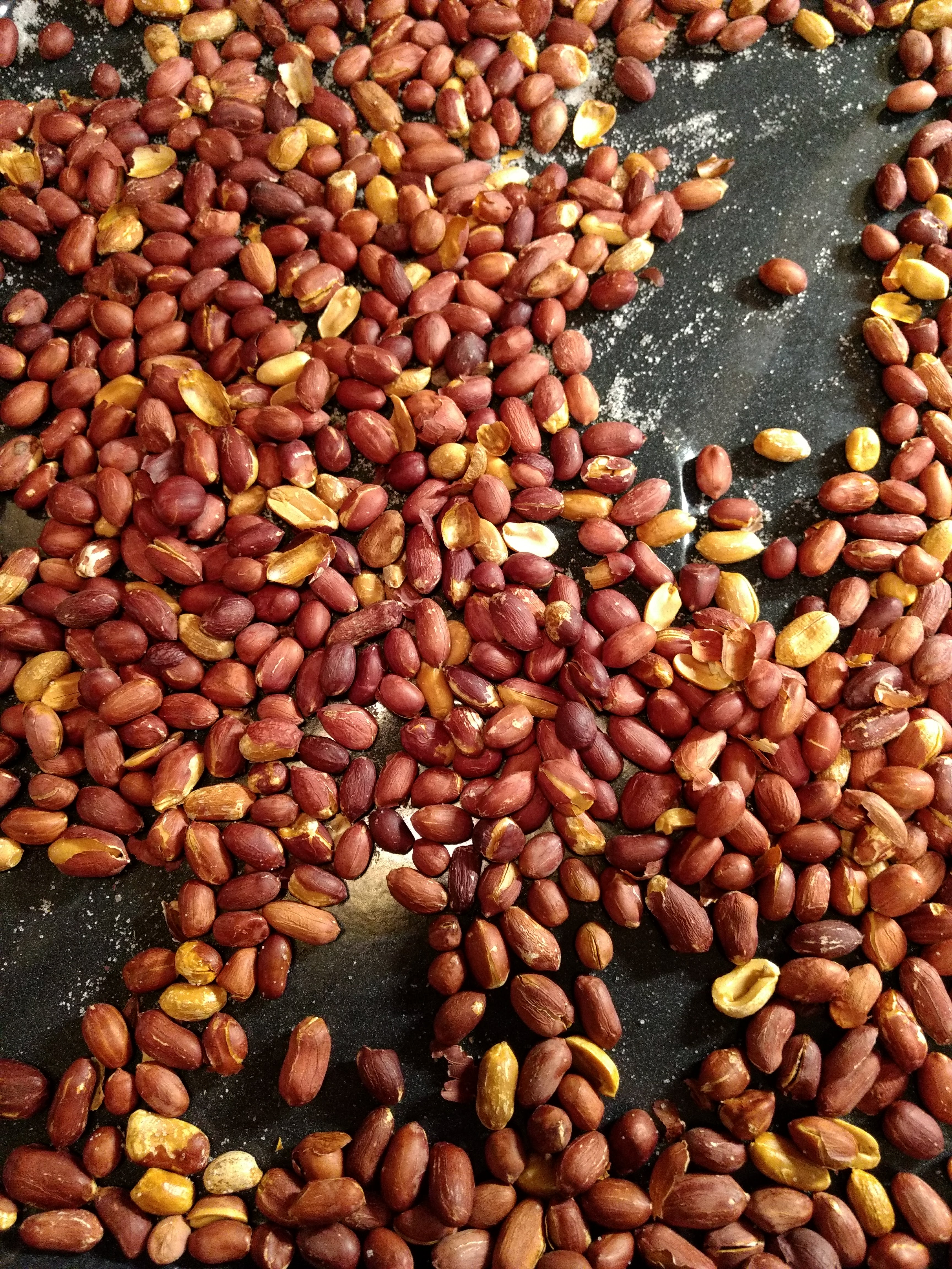 Basic Oven Roasted Peanuts Recipe - Southern.Genius Kitchen