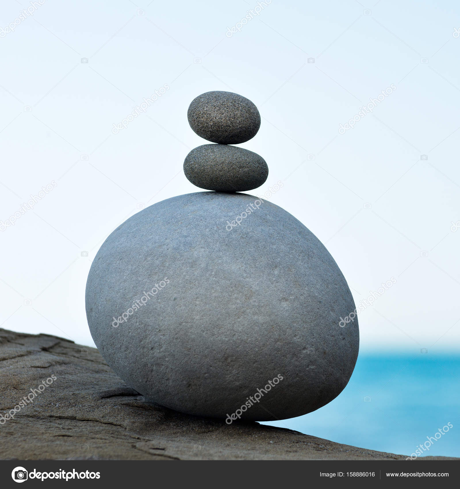 Pebble balance photo