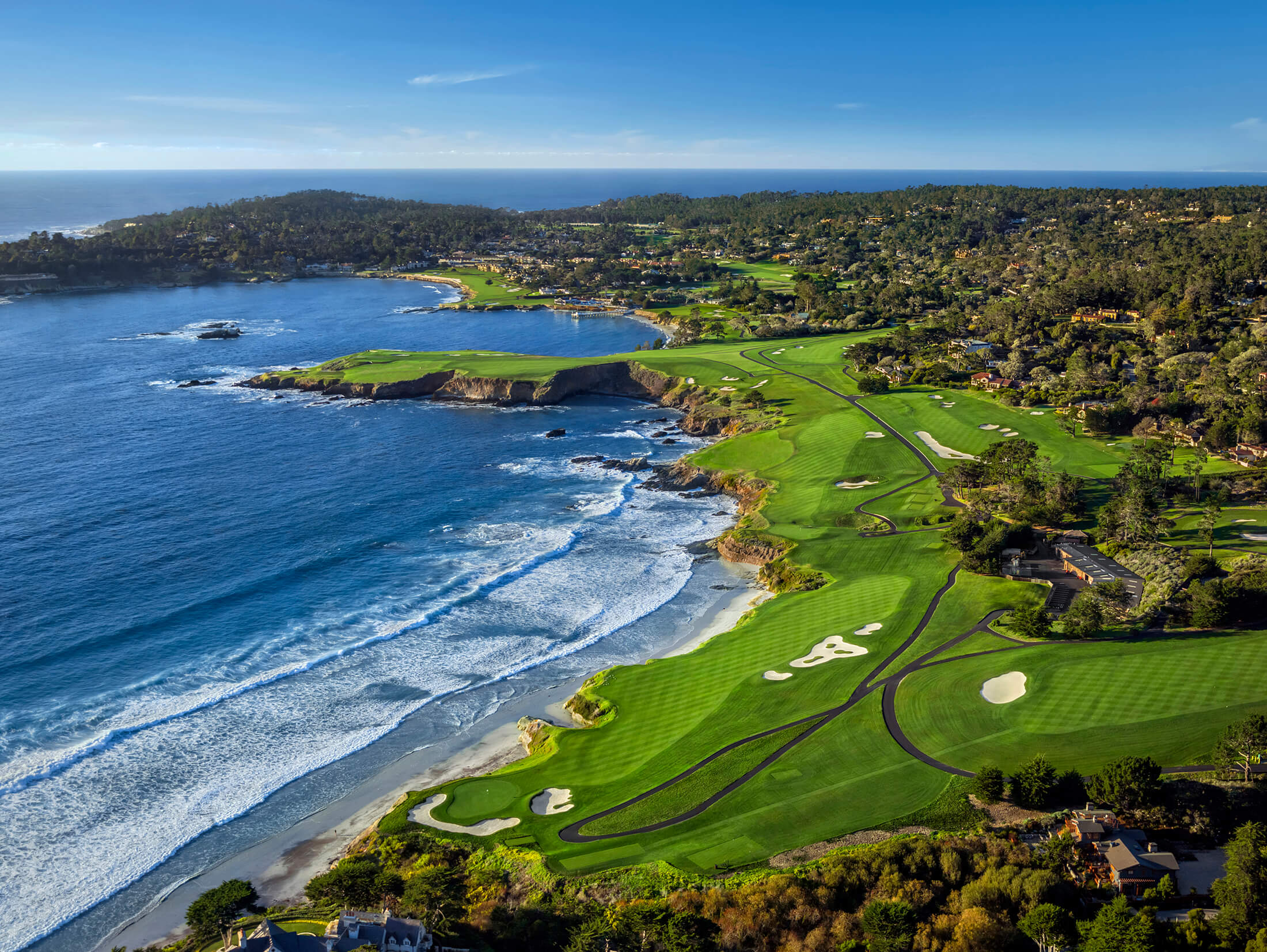 Pebble Beach Resorts | Golf Resorts, Courses & Spa Vacations