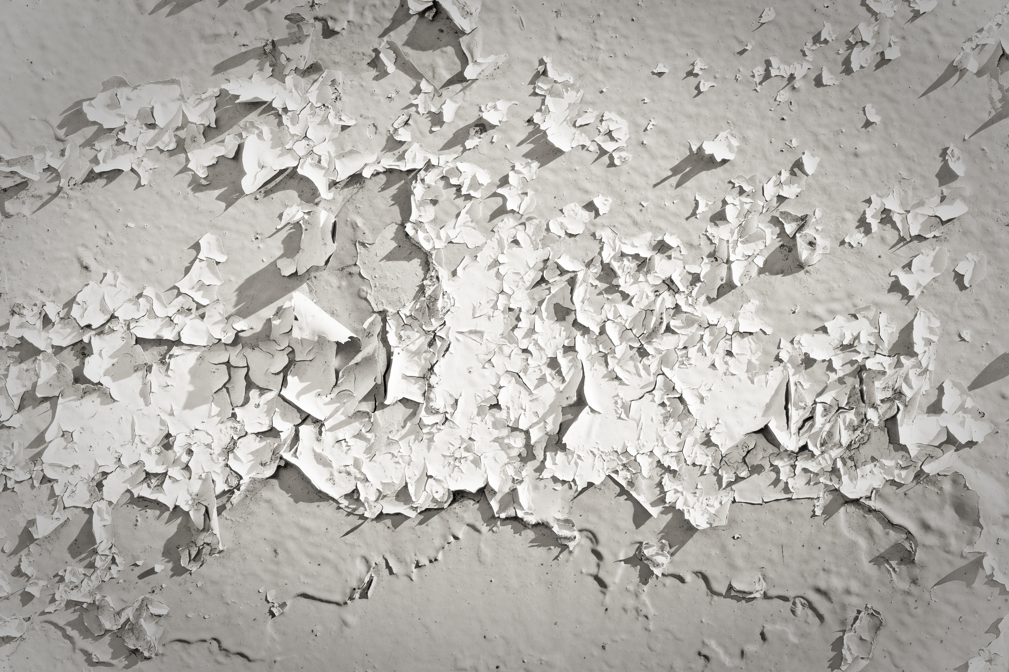 Peeled paint texture photo