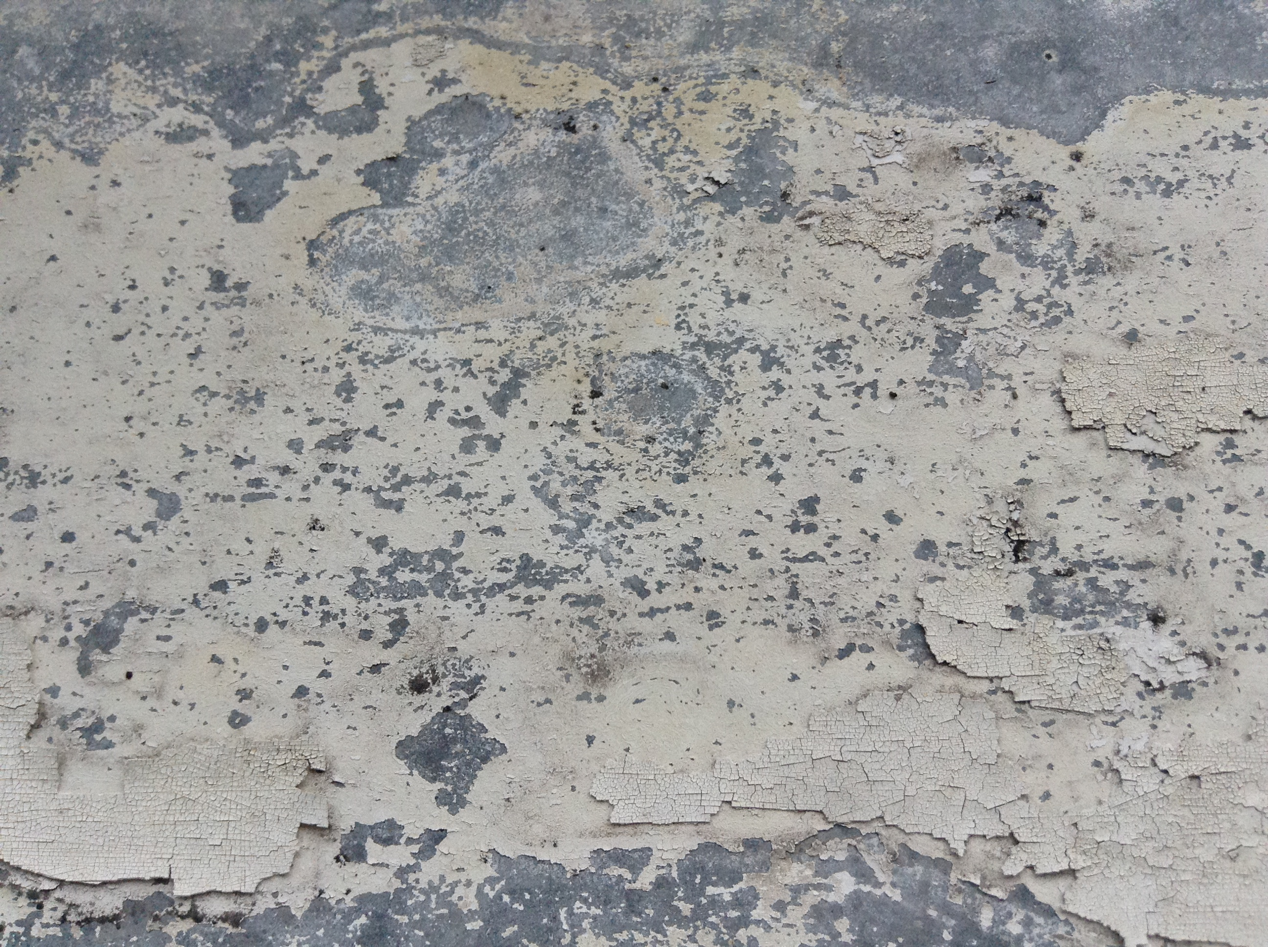Peeled Paint Texture, Concrete, Dry, Paint, Peeled, HQ Photo