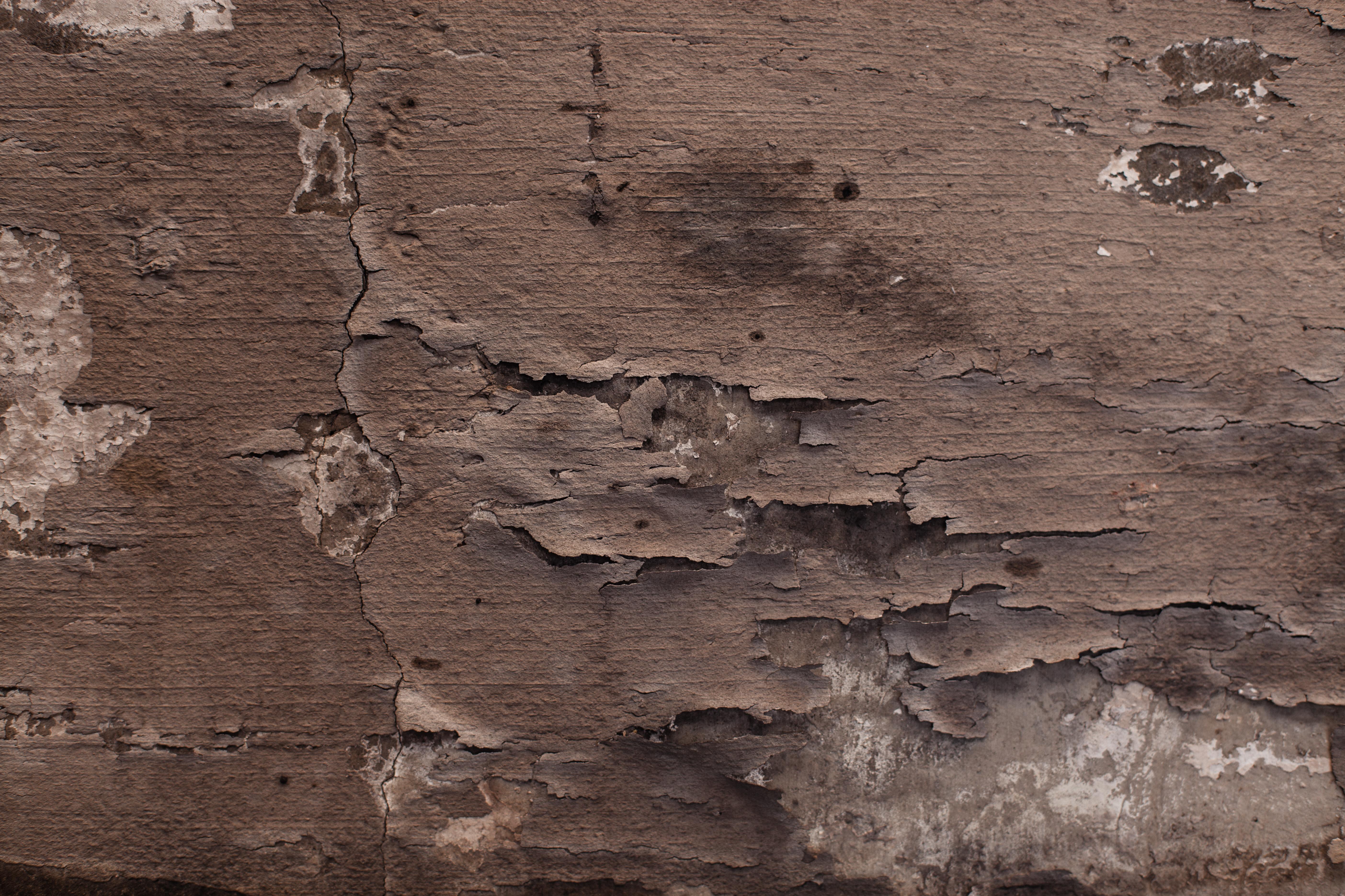 Peeling paint grunge texture photo