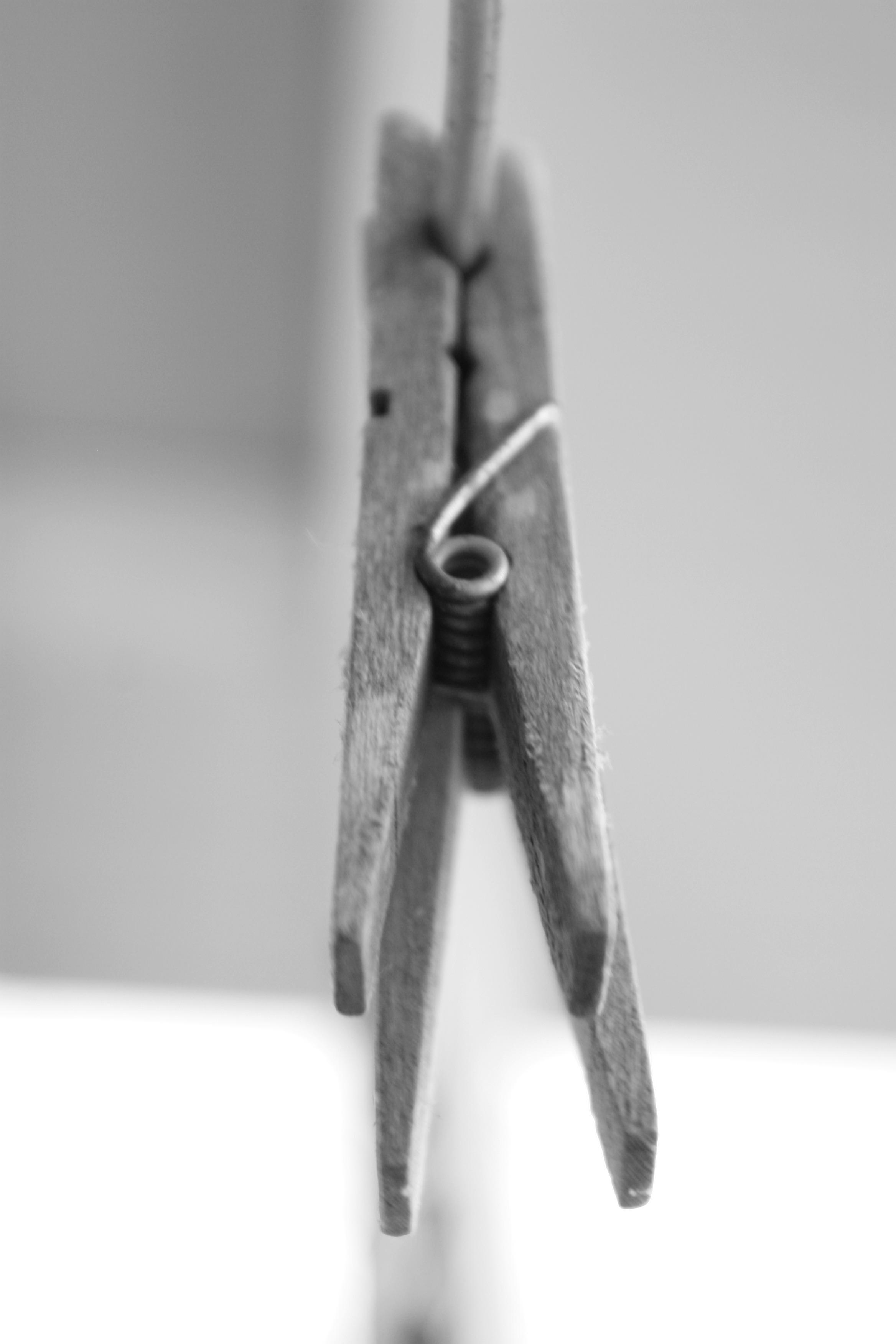 Peg, needle-nose pliers