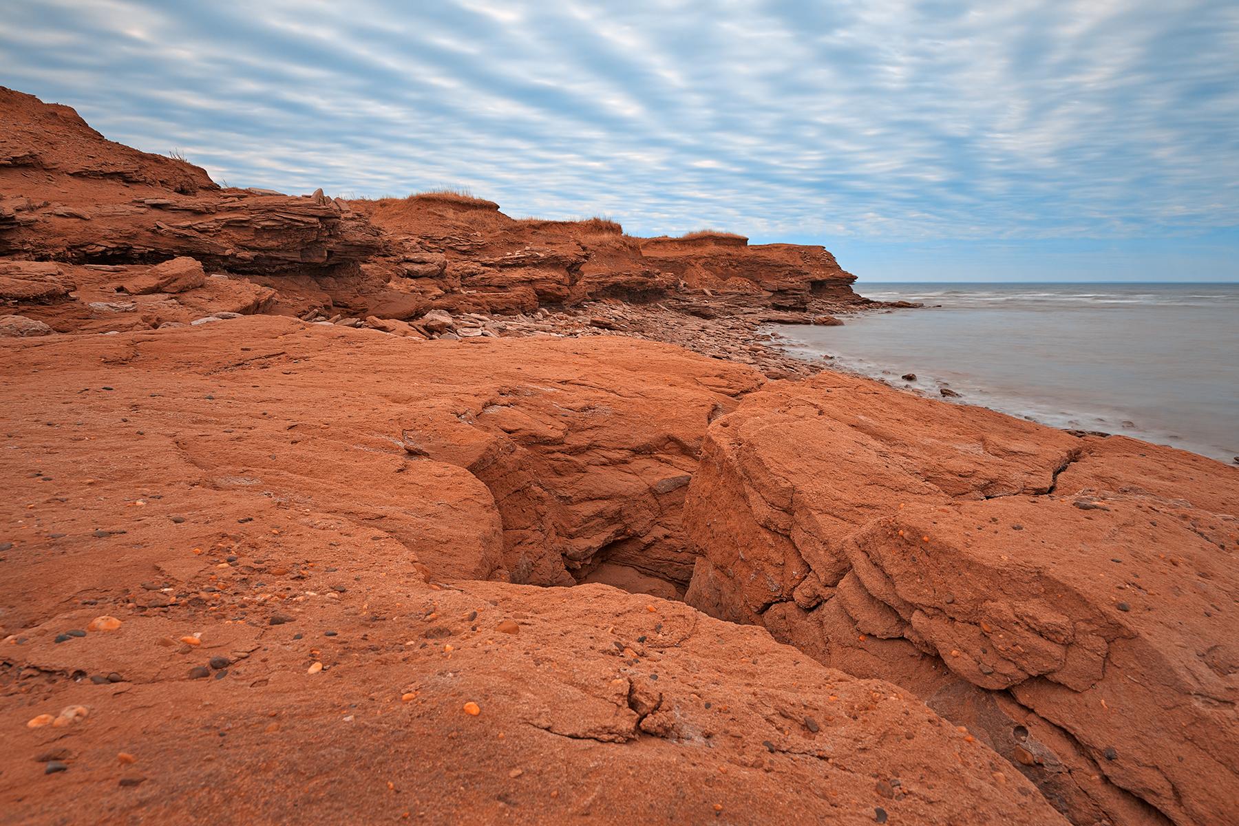 PEI North Cape - HDR, Angle, Pretty, Scene, Rugged, HQ Photo