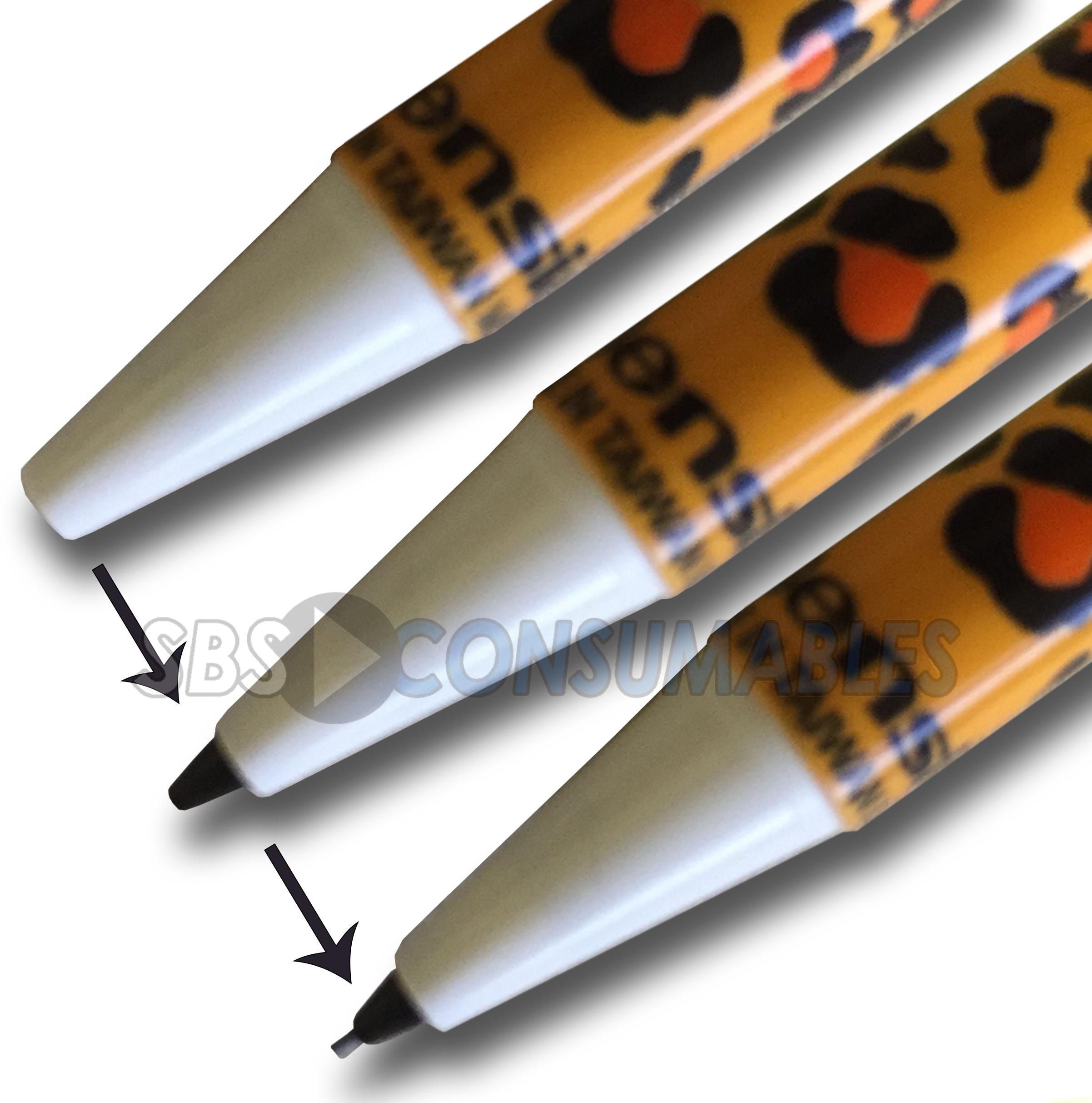 Pencil tip eraser photo