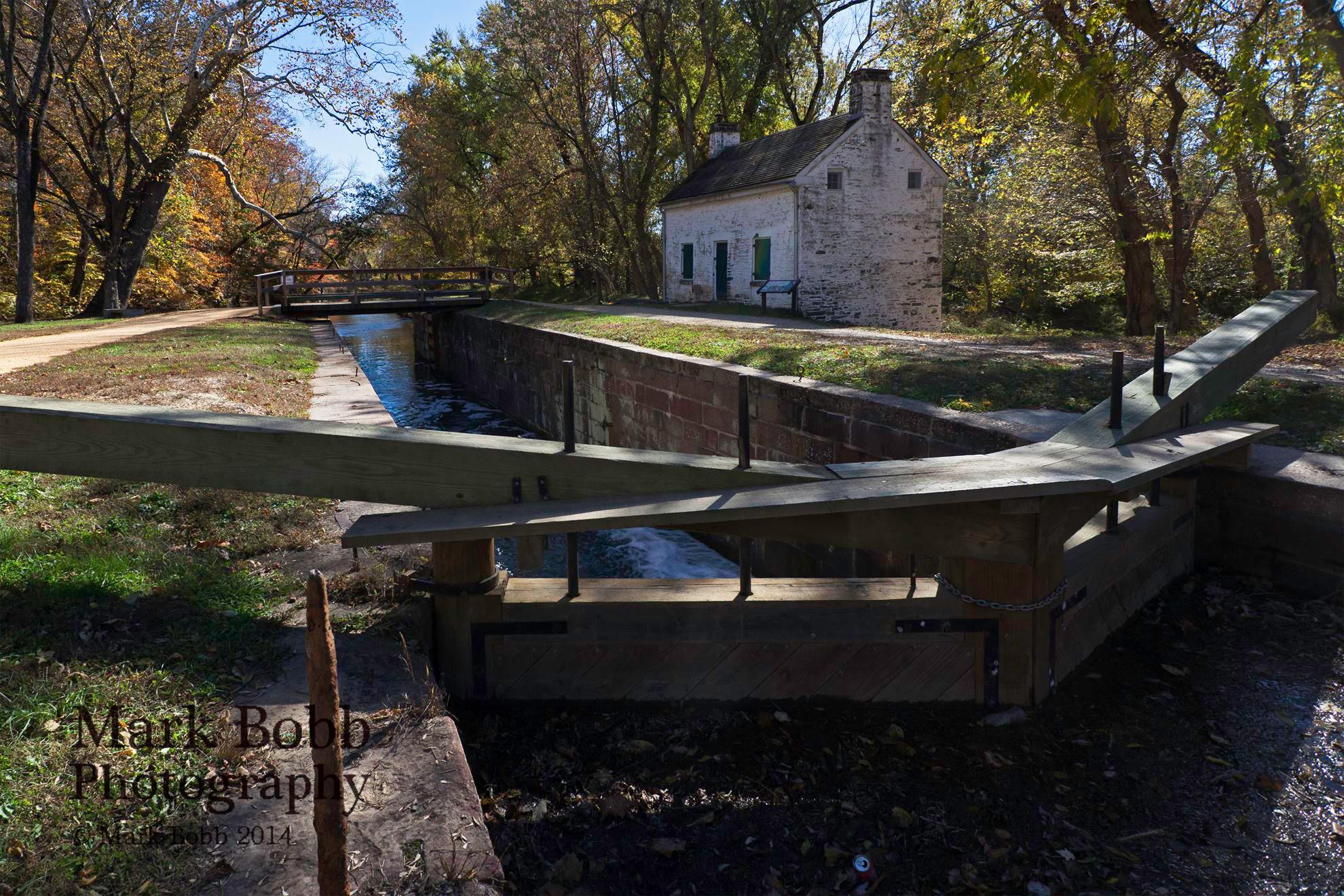 Chesapeake and Ohio Canal - Lift Locks
