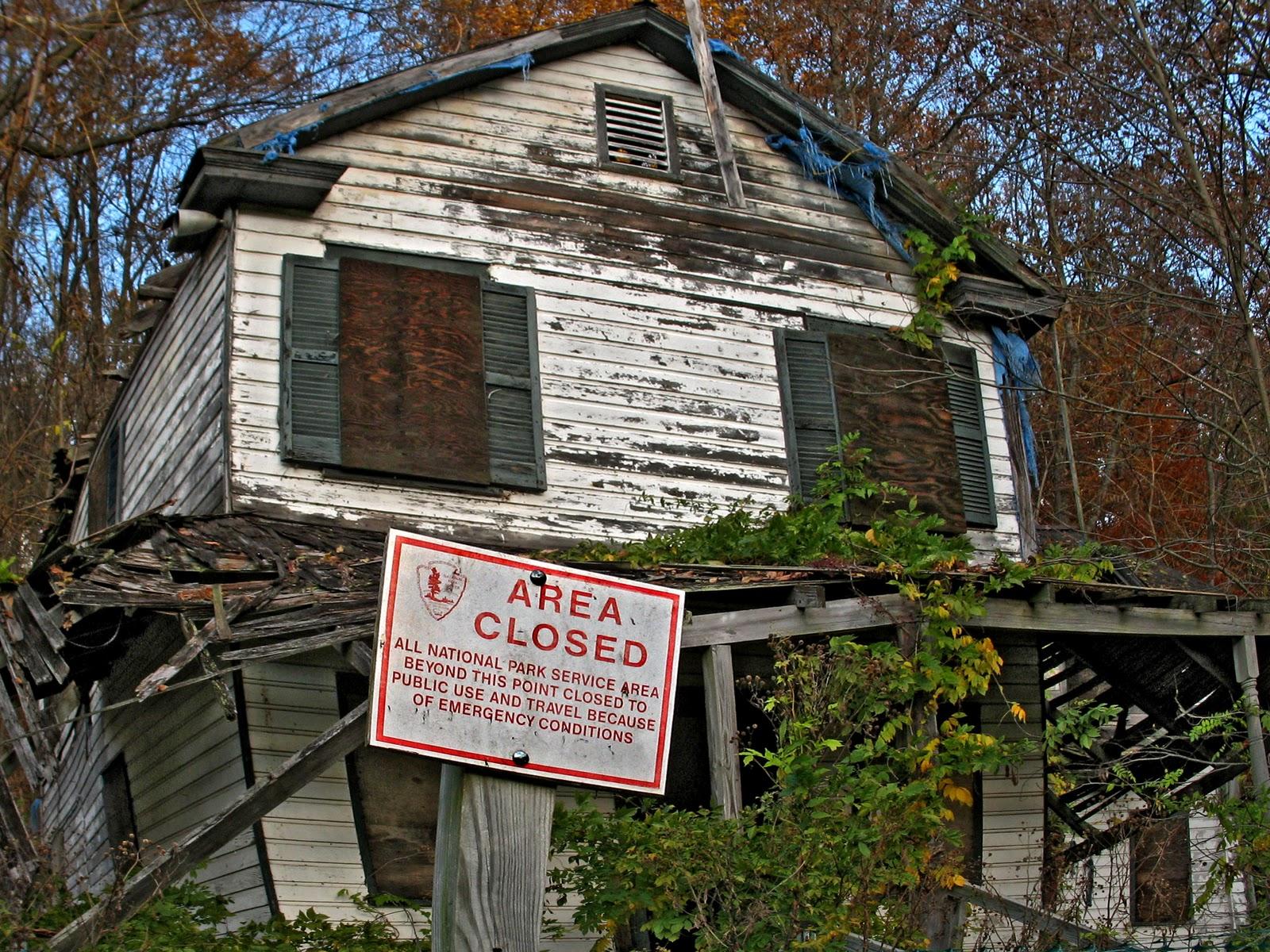 Landmarks: Grover Cleveland Slept Here