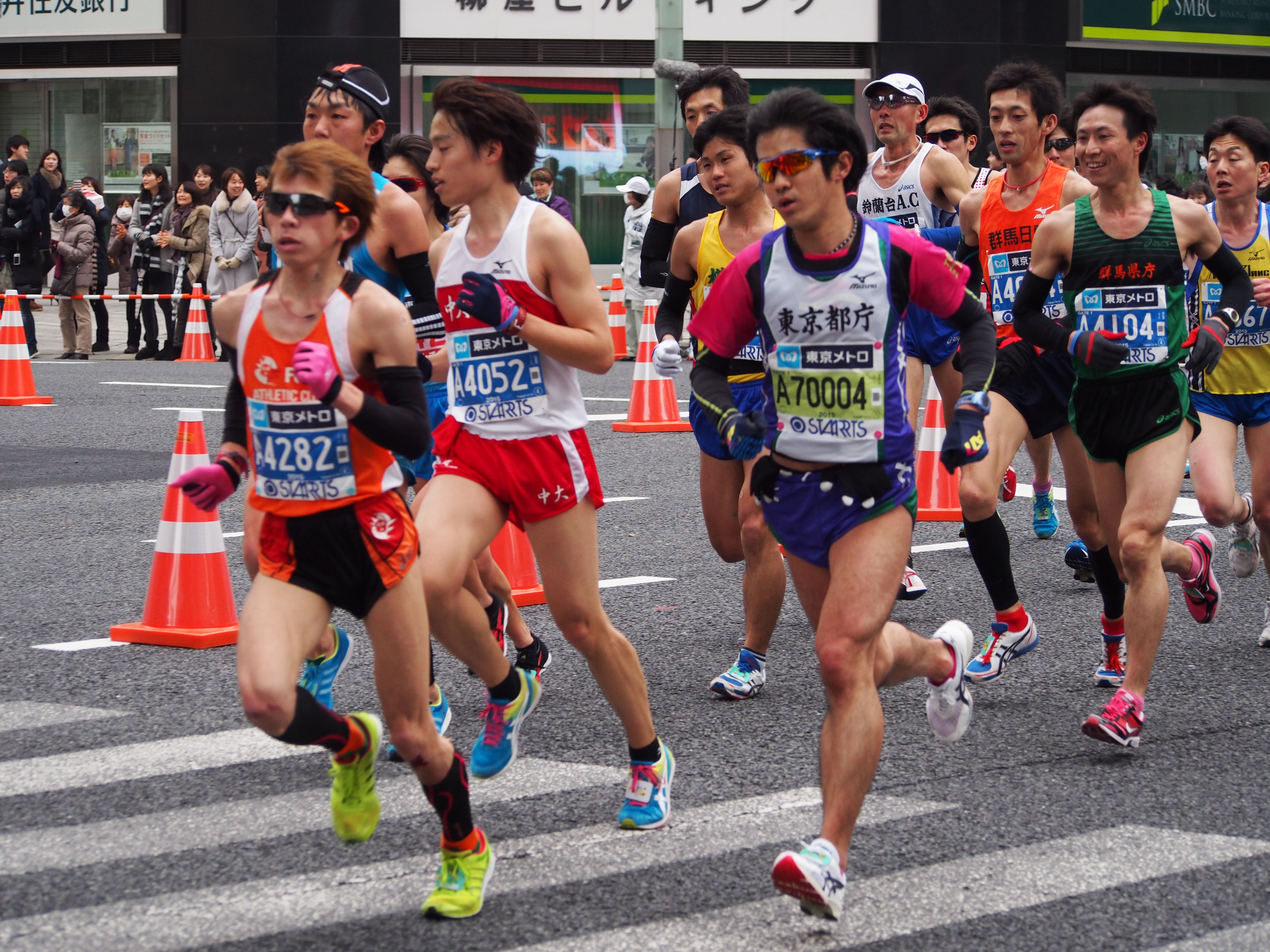 Japan's runners need a change of pace | The Japan Times
