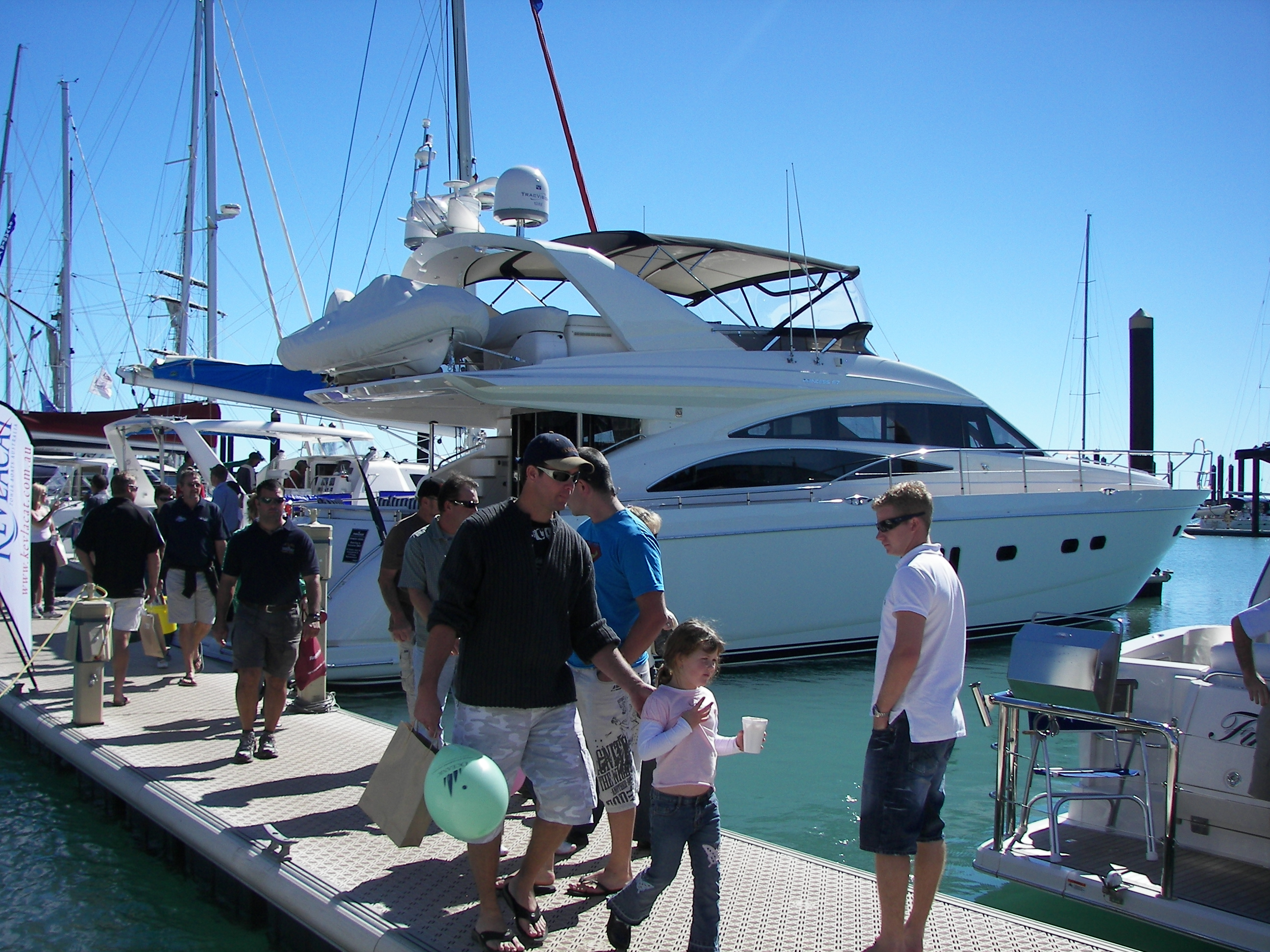 Whitsunday Boat and Lifestyle Show Media Gallery