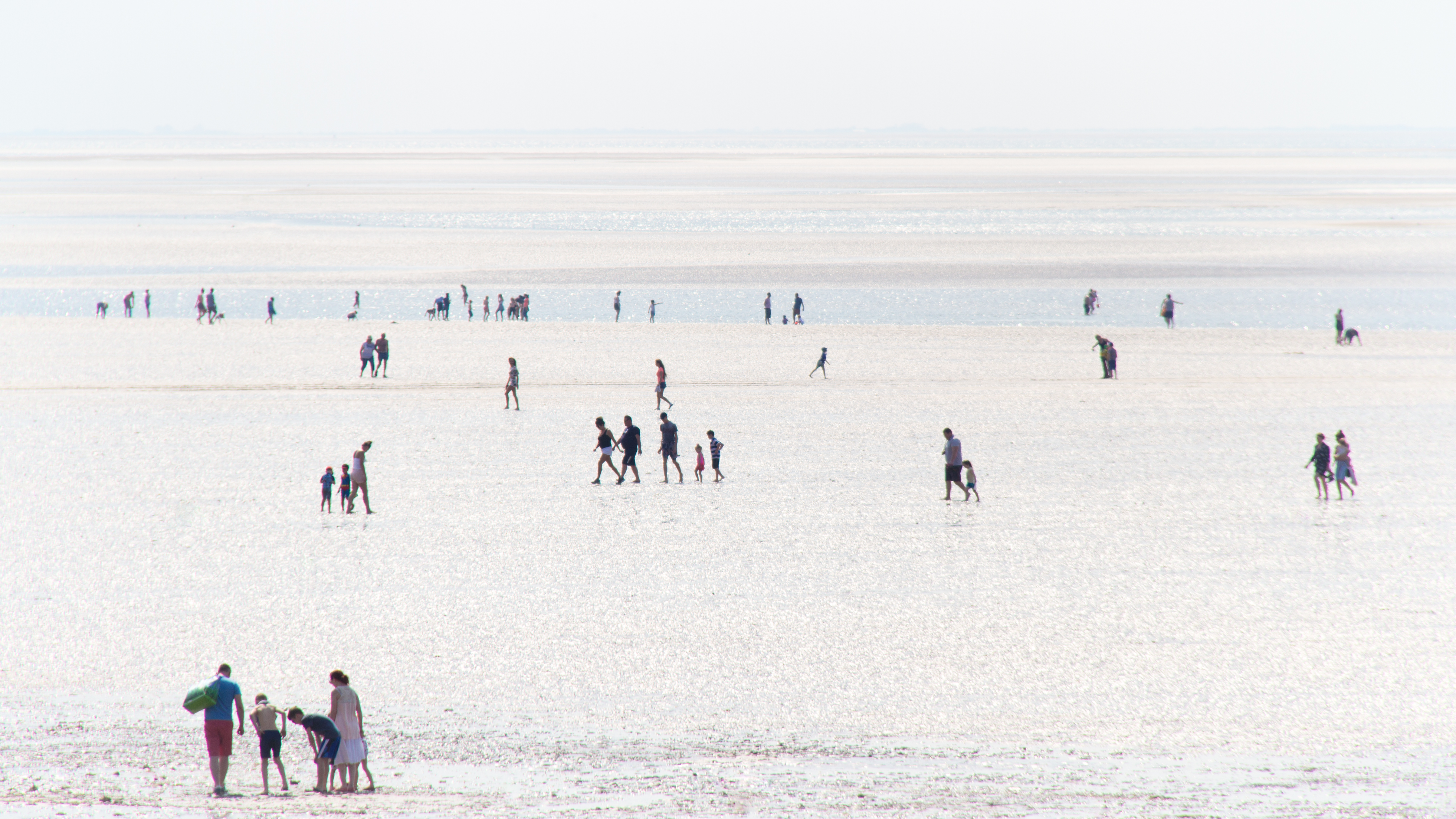 People on the Beach, Activity, Beach, Flow, Human, HQ Photo