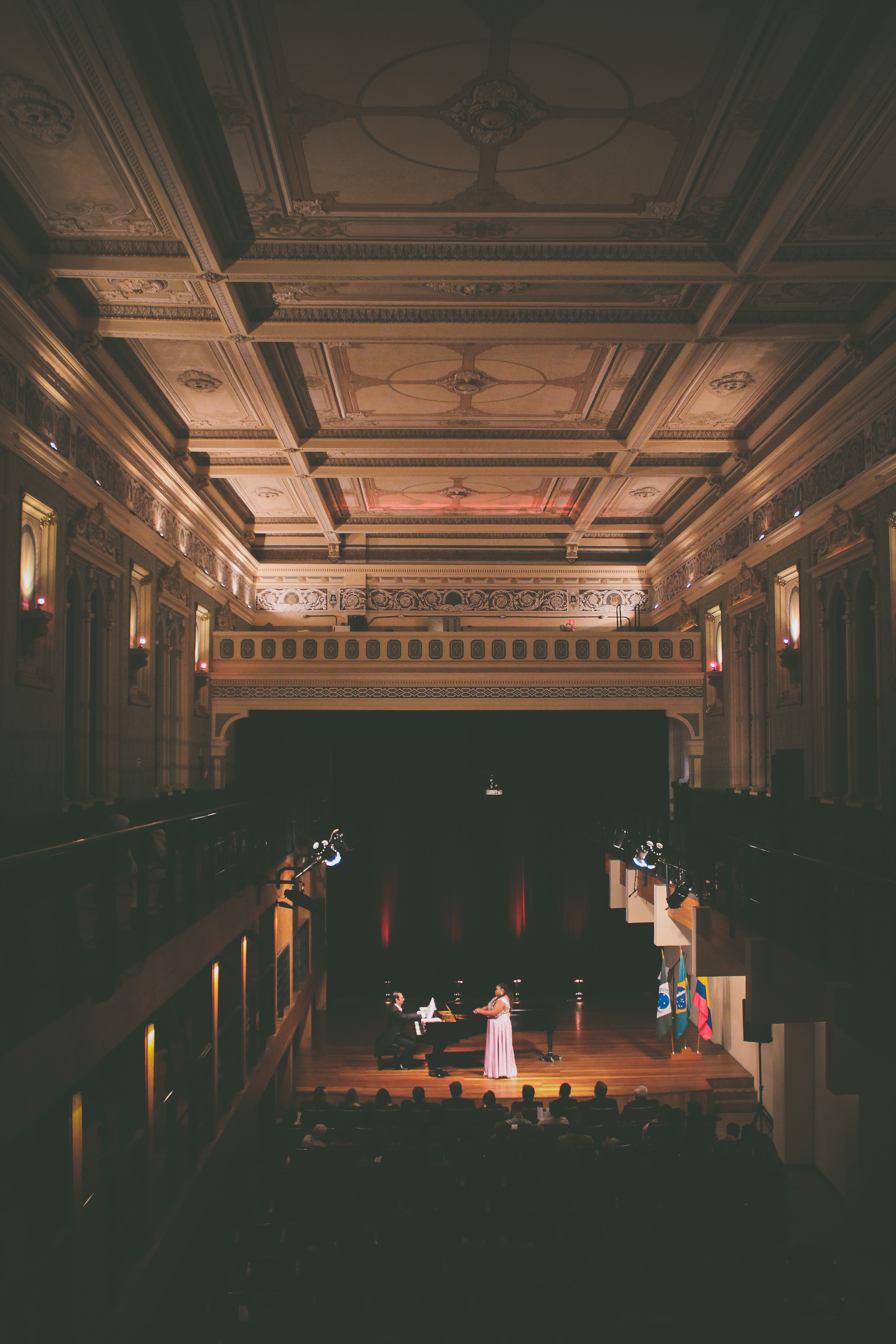 People Performing in Opera House, Architecture, Stage, Singer, Seats, HQ Photo