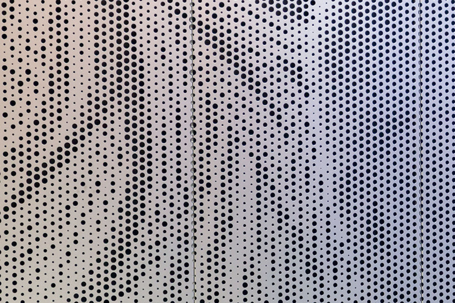 Free Photo Perforated Steel Surface Texture Steel