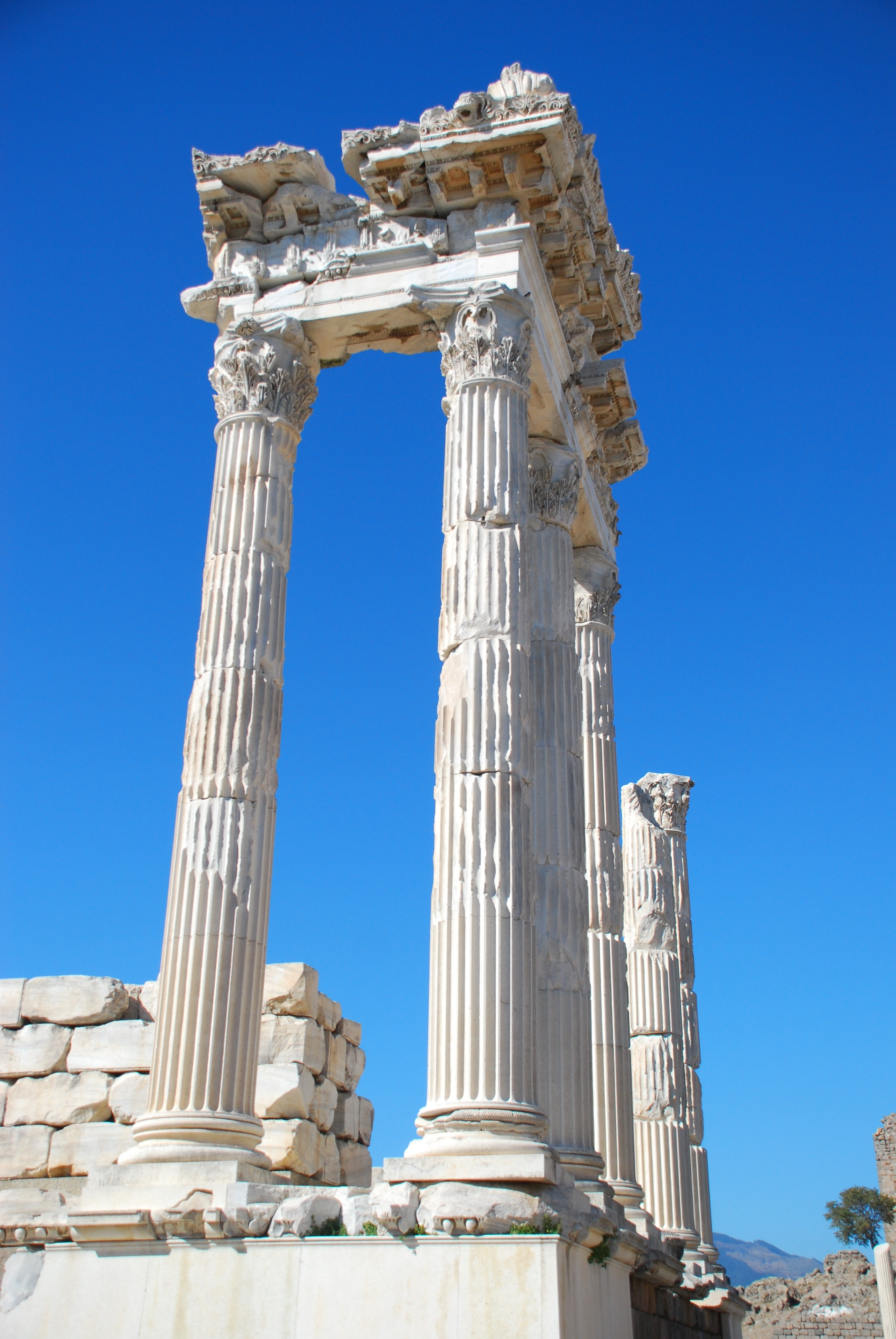 Visiting Ancient Pergamon | A Little Bit of Whit - Whitney's Journey ...