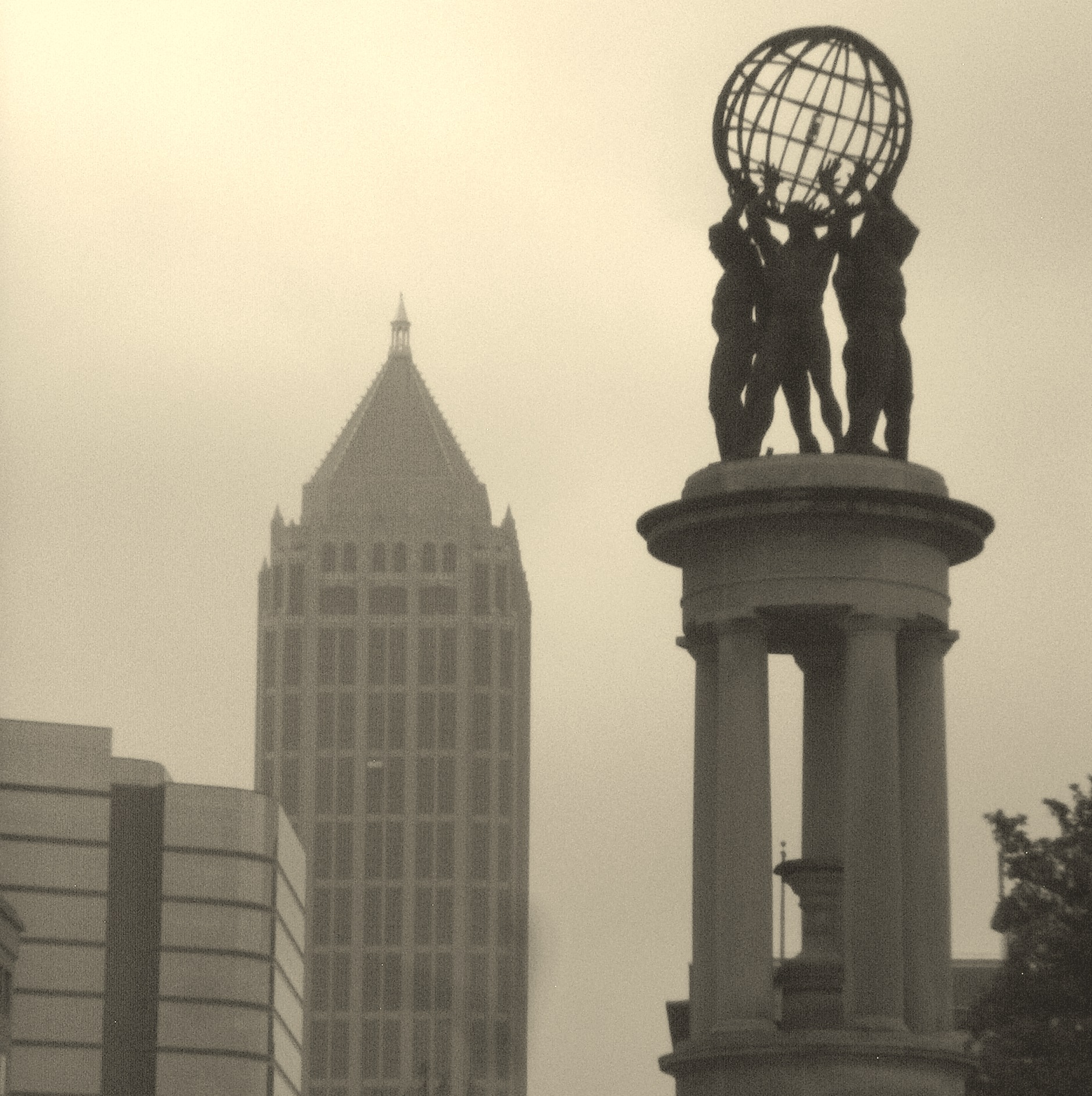 Pershing point - atlanta photo