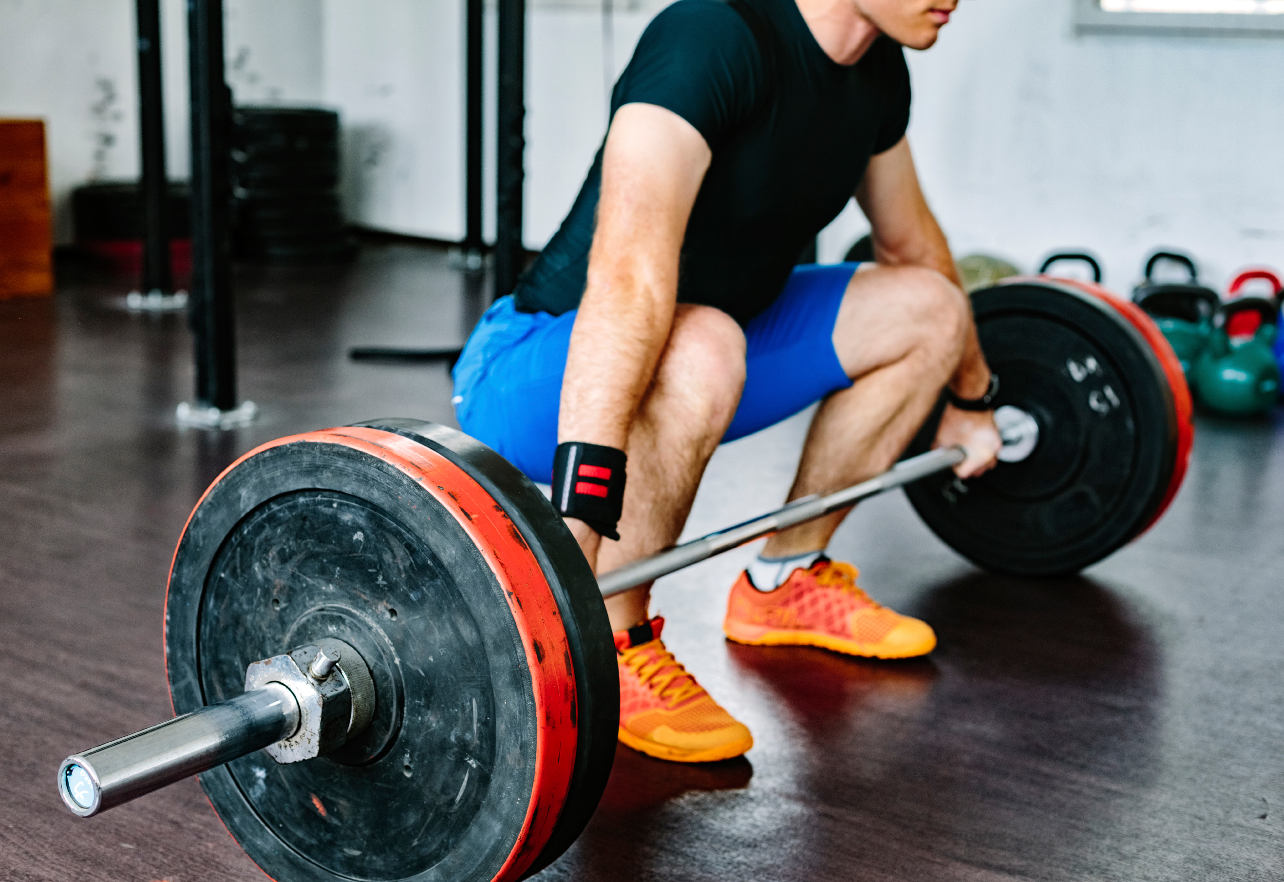 Weight Lifting: The Minimum Amount You Can Strength Train and See ...