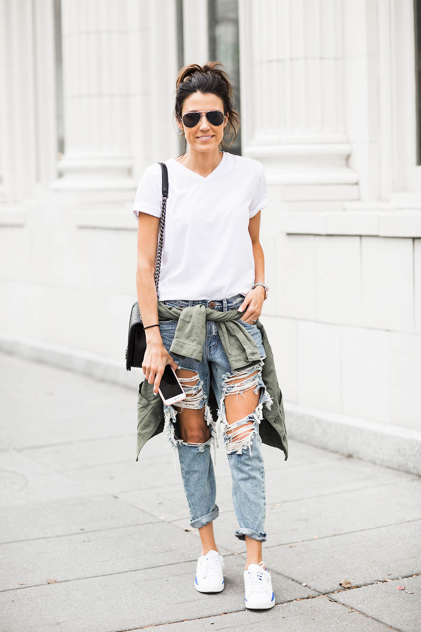 3 Ways To Wear Your Favorite Sneakers from Day to Night | Hello Fashion