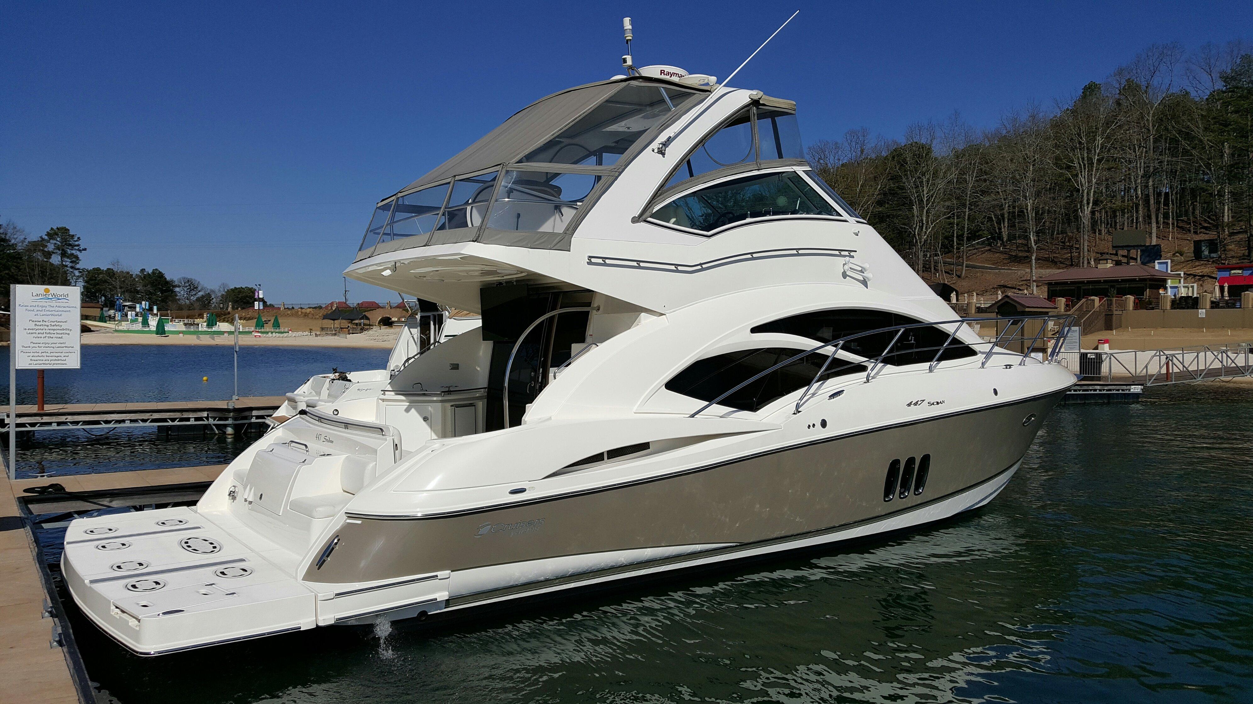 Used 2008 Cruisers Yachts 447 Sport Sedan, Buford, Ga - 30518 ...
