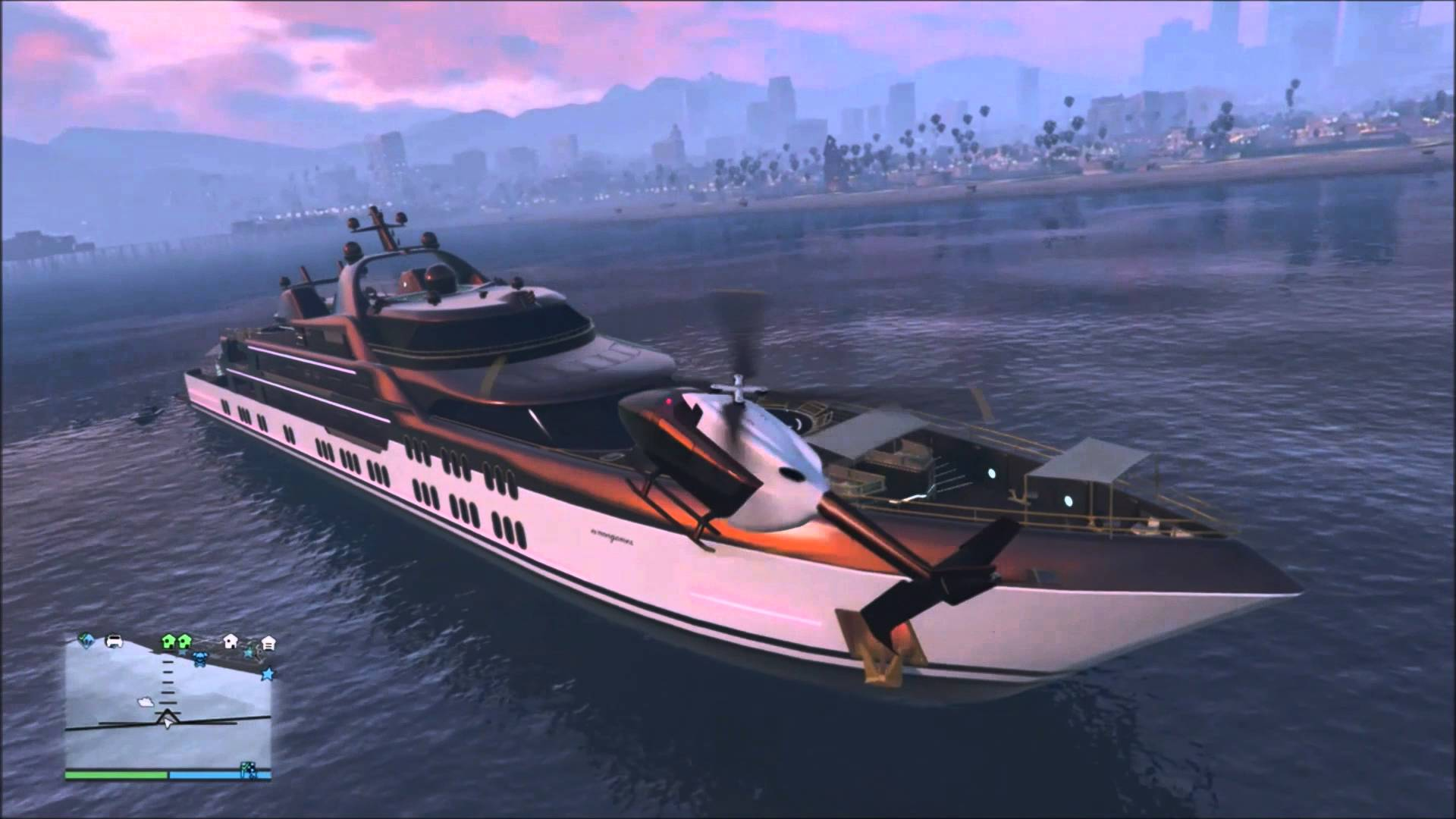 GTA 5 Online: New Update Yacht Life - Personal Yacht First Look ...