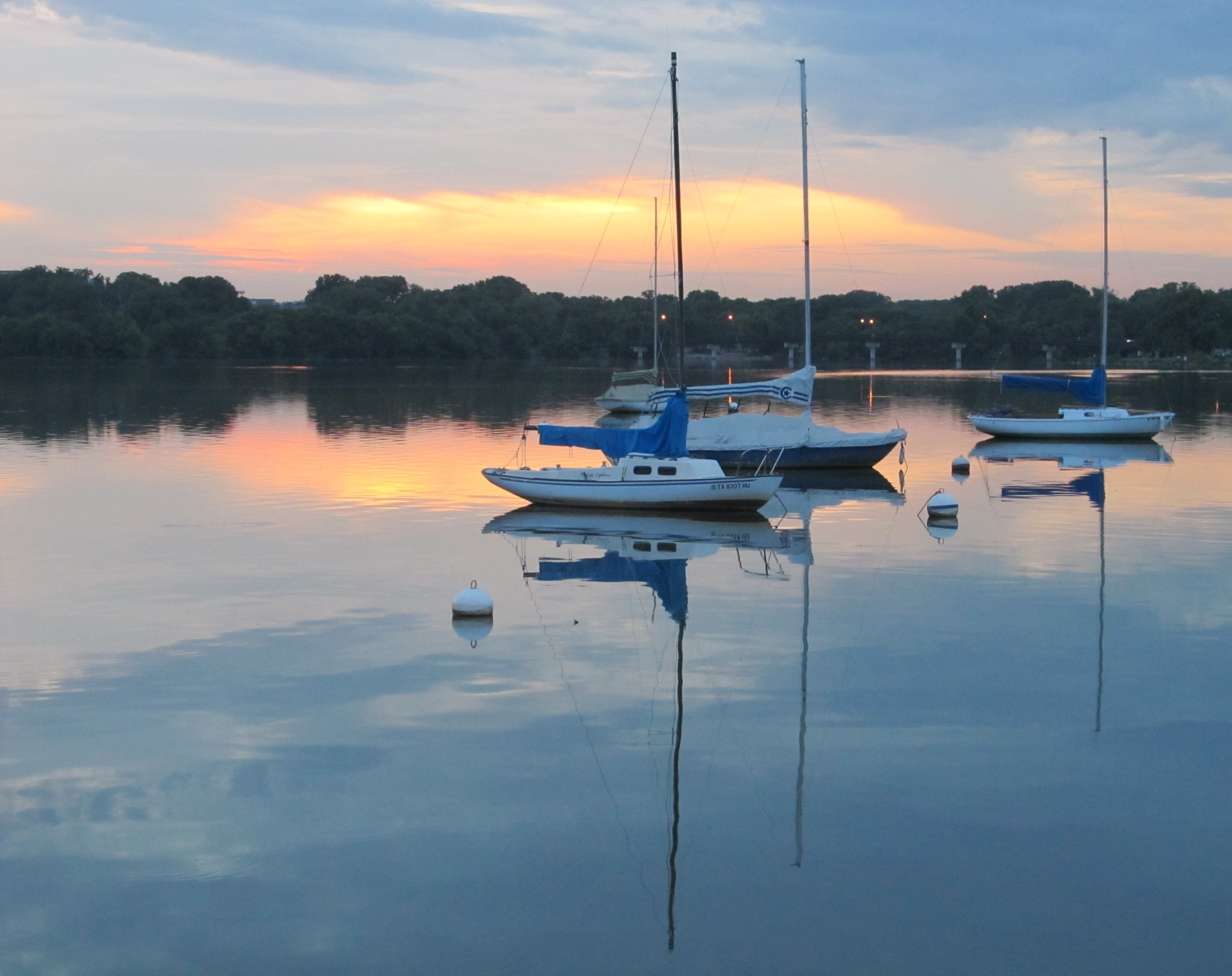 Personal Yachts, Boats, Nature, River, Sea, HQ Photo