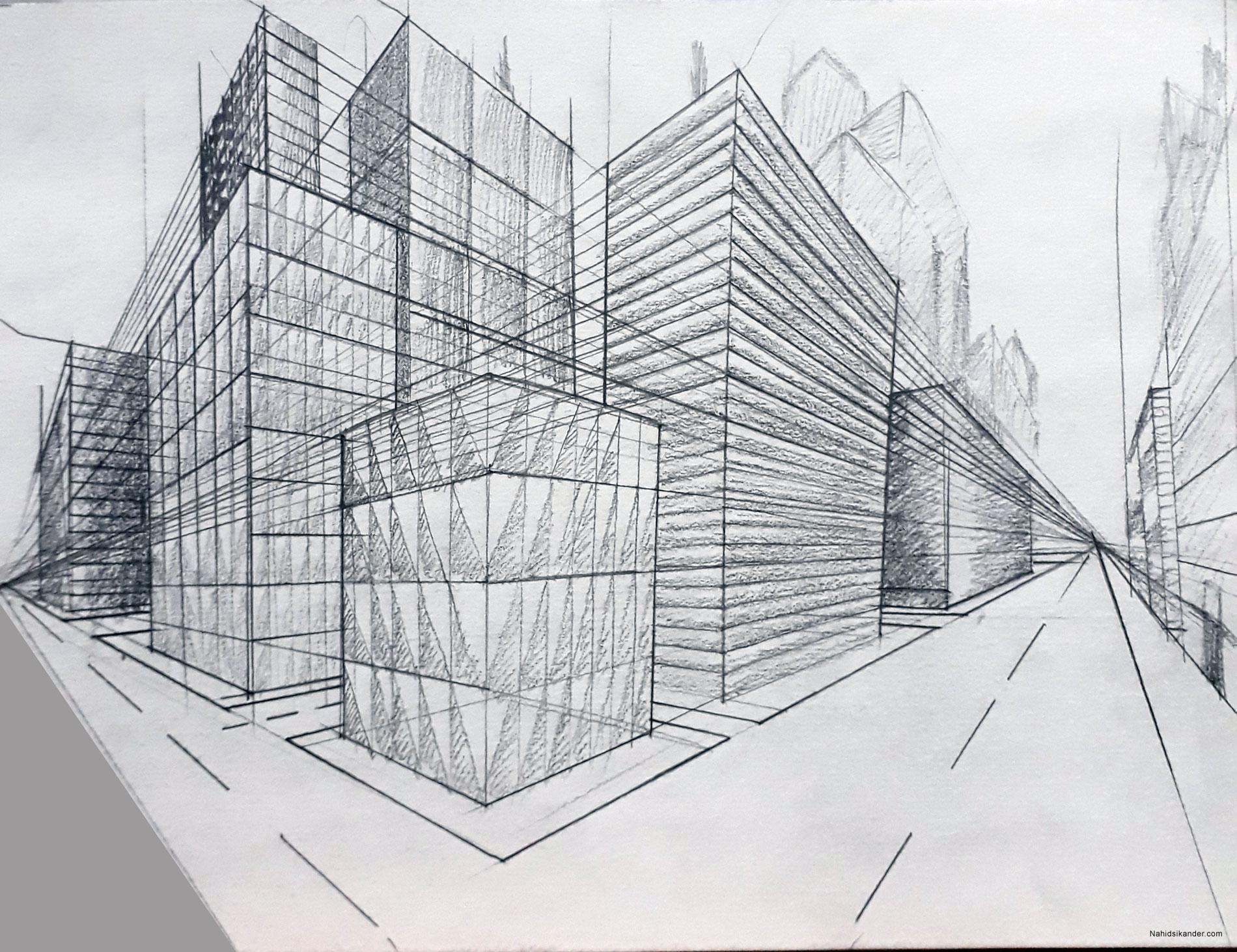 Perspective photo