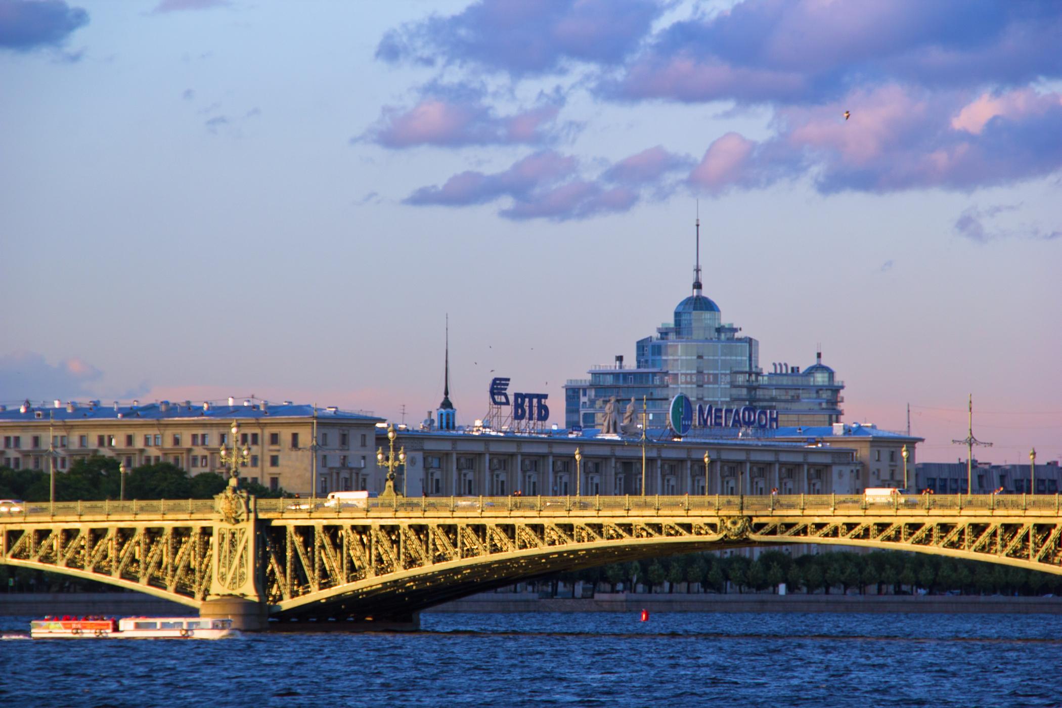 Petersburg, Architectural, Russia, View, Urban, HQ Photo