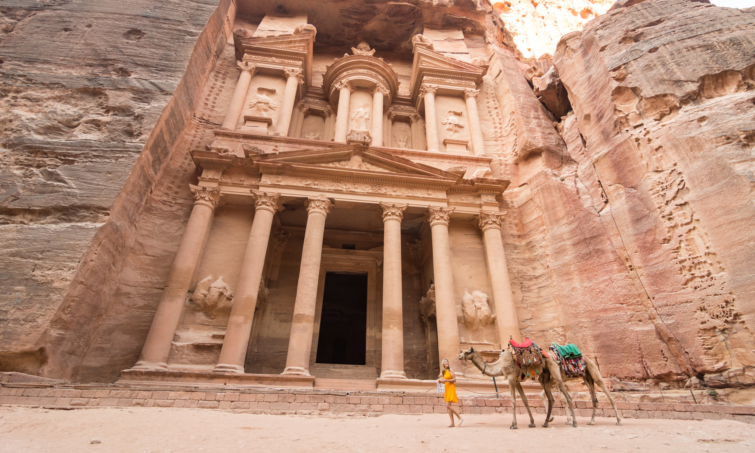 Your Ultimate Guide to 'The Lost City' of Petra, Jordan - Wandering ...