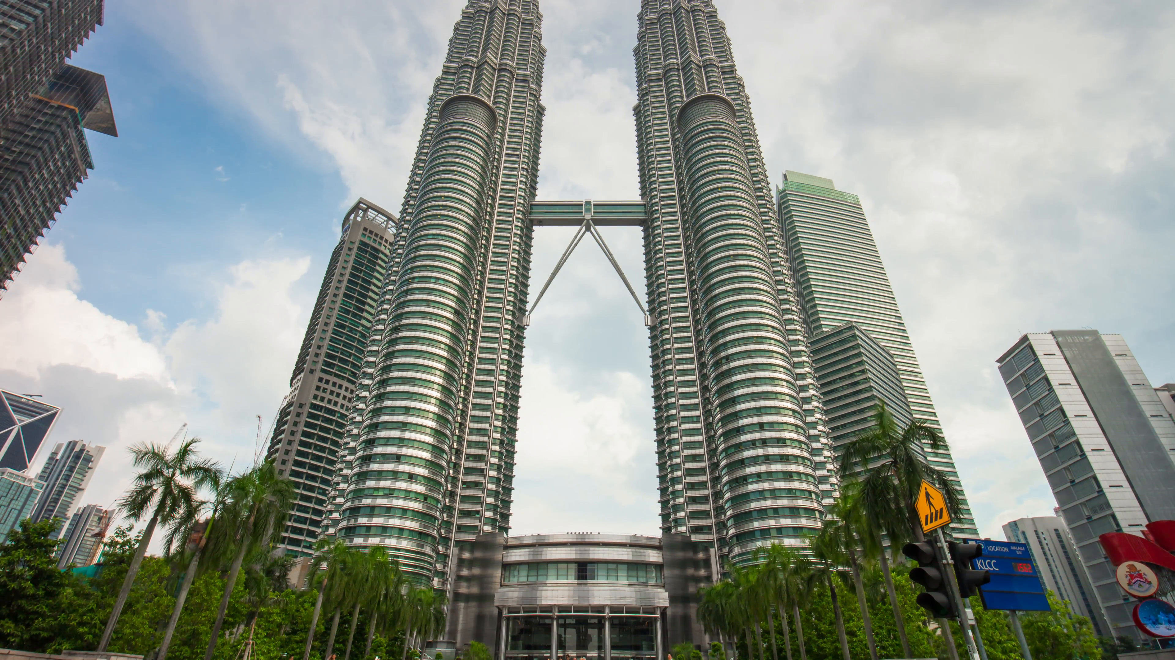 Free Photo Petronas Twin Towers Architecture Building Construction Free Download Jooinn