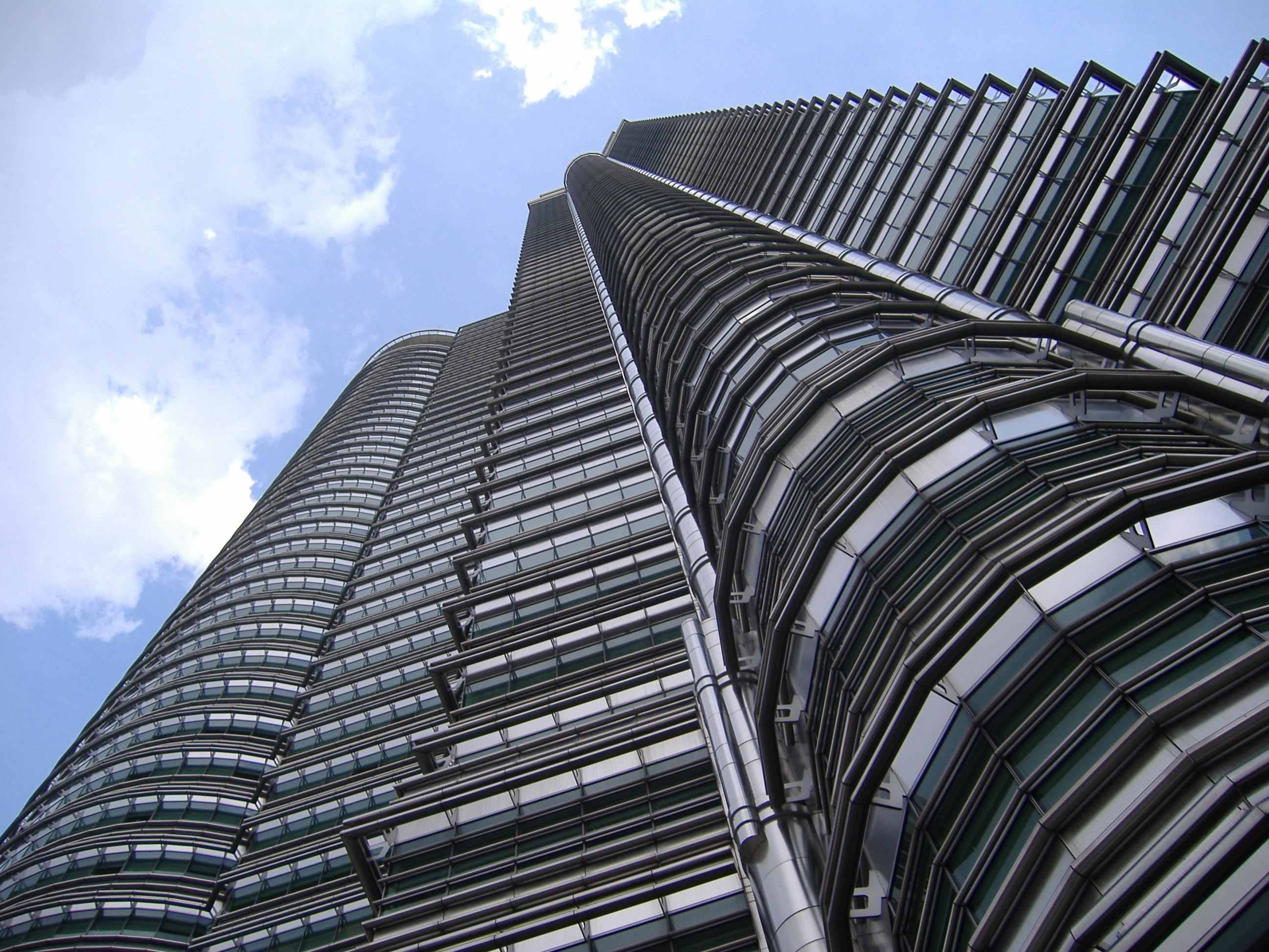 Free photo: Petronas Twin Towers - Architecture