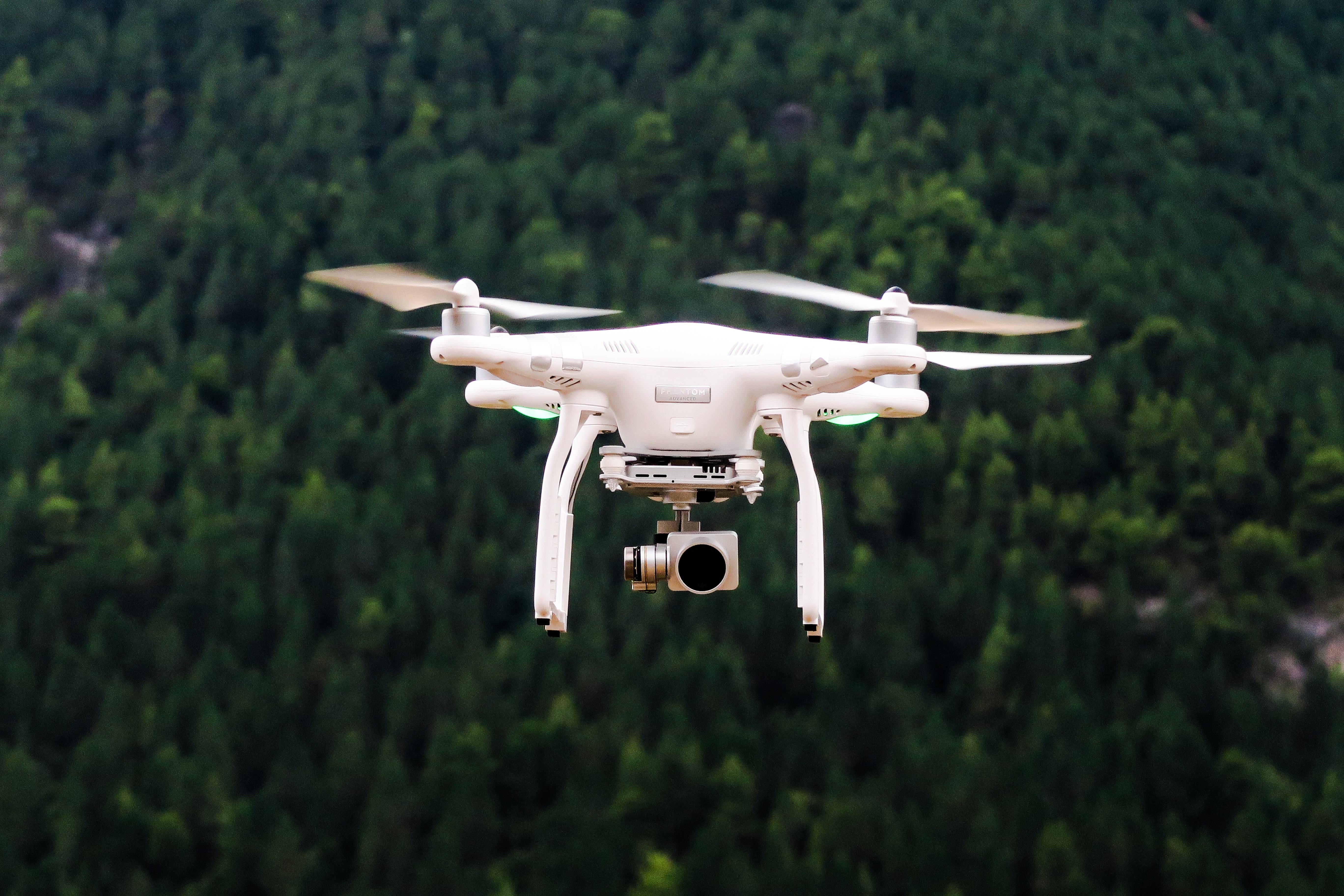 Phantom 3 advance drone camera photo