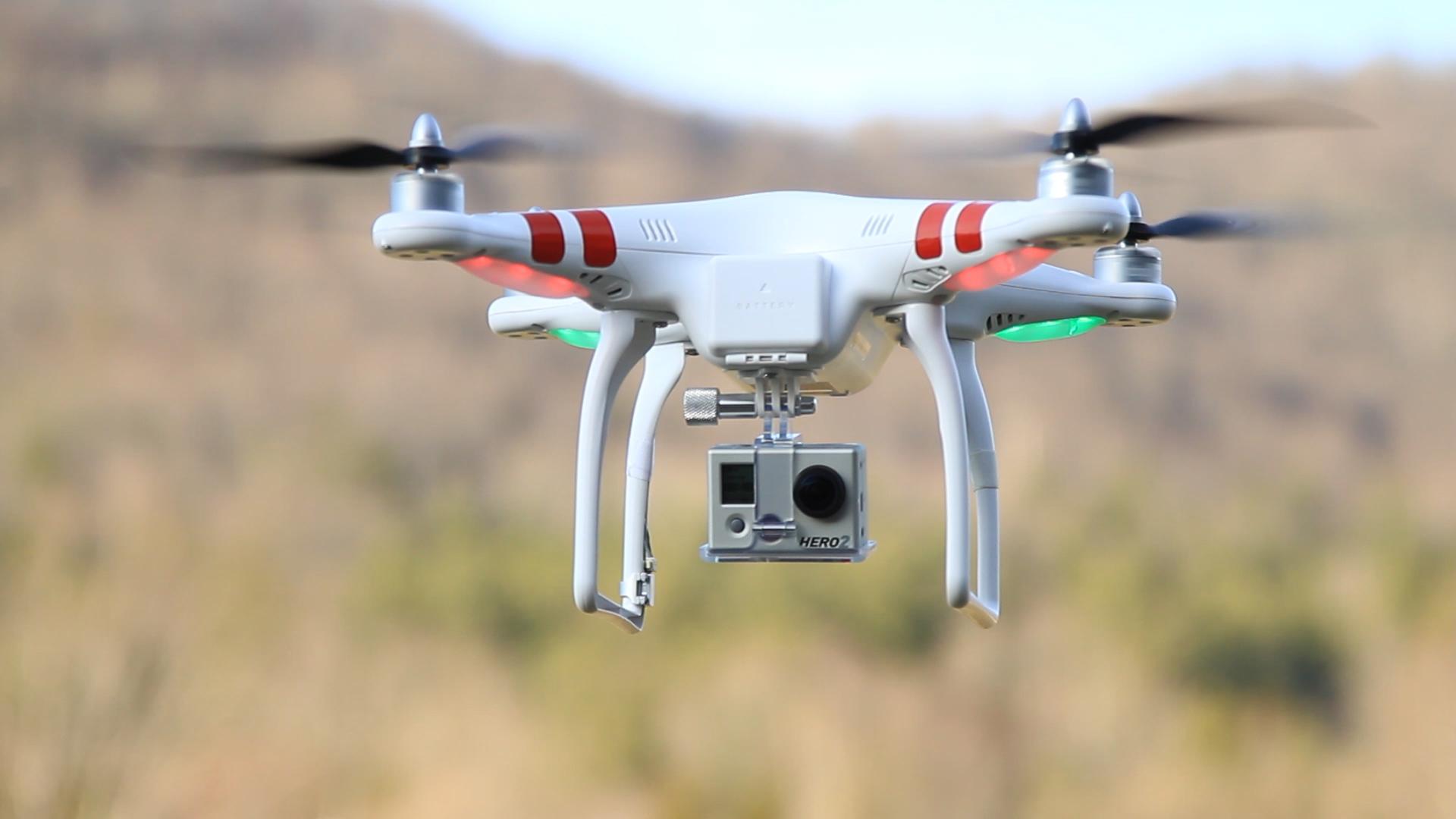 DJI Phantom 2 – The Best GoPro Quadcopter? - TheBestDronesHQ.com