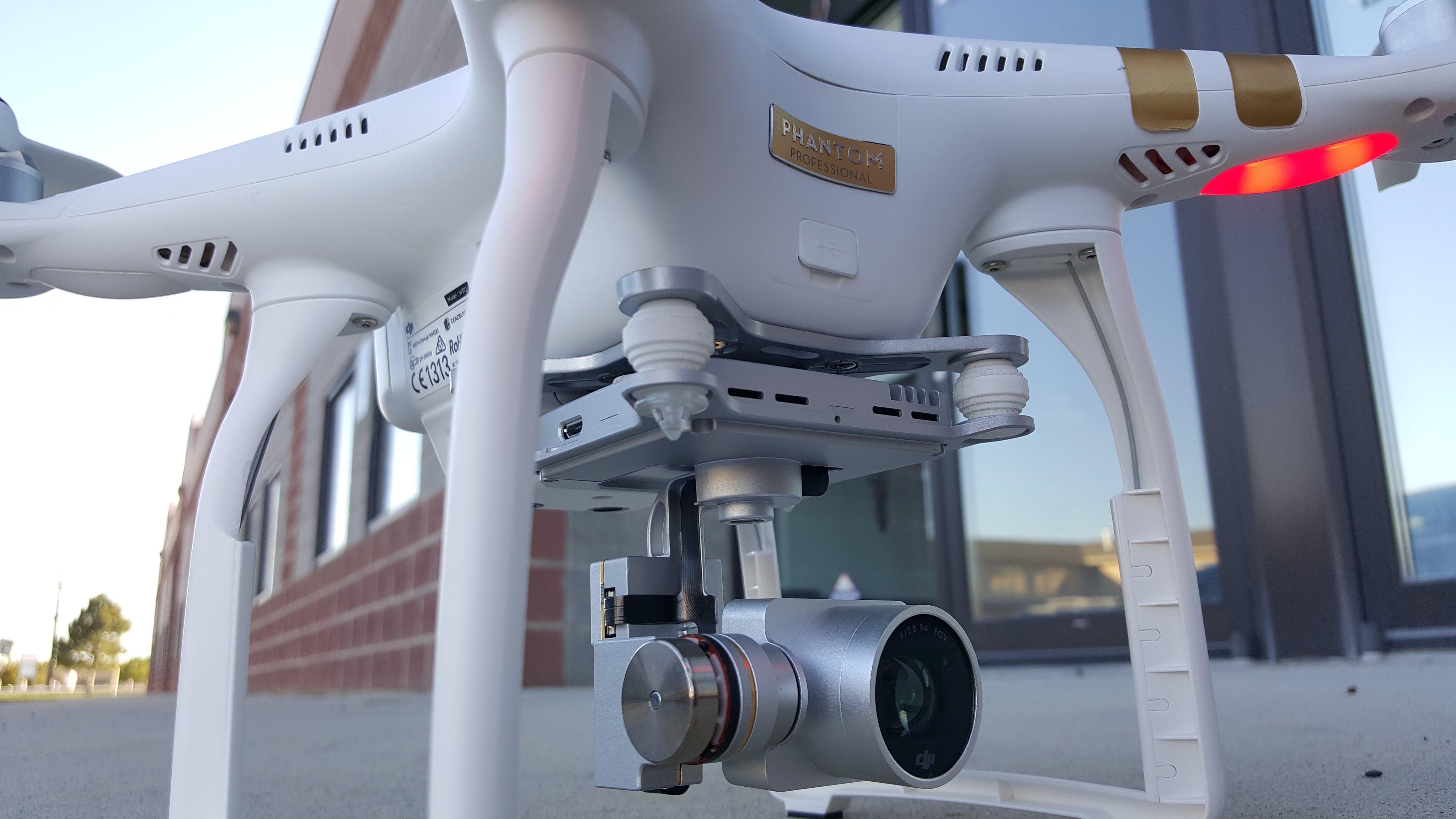 I BOUGHT A DRONE! DJI Phantom 3 Professional Impressions - YouTube