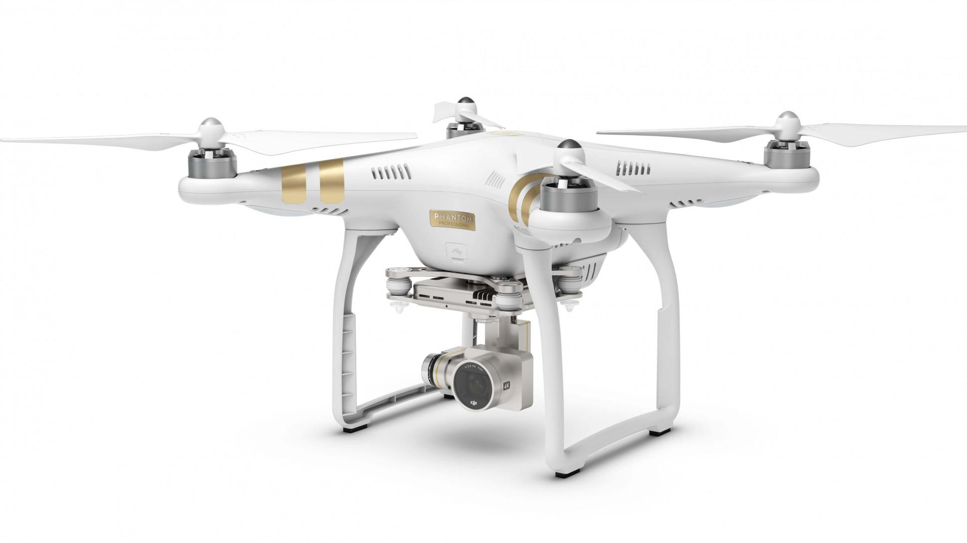 The World's Largest Drone Company Unveils Newest Product DJI Phantom 3