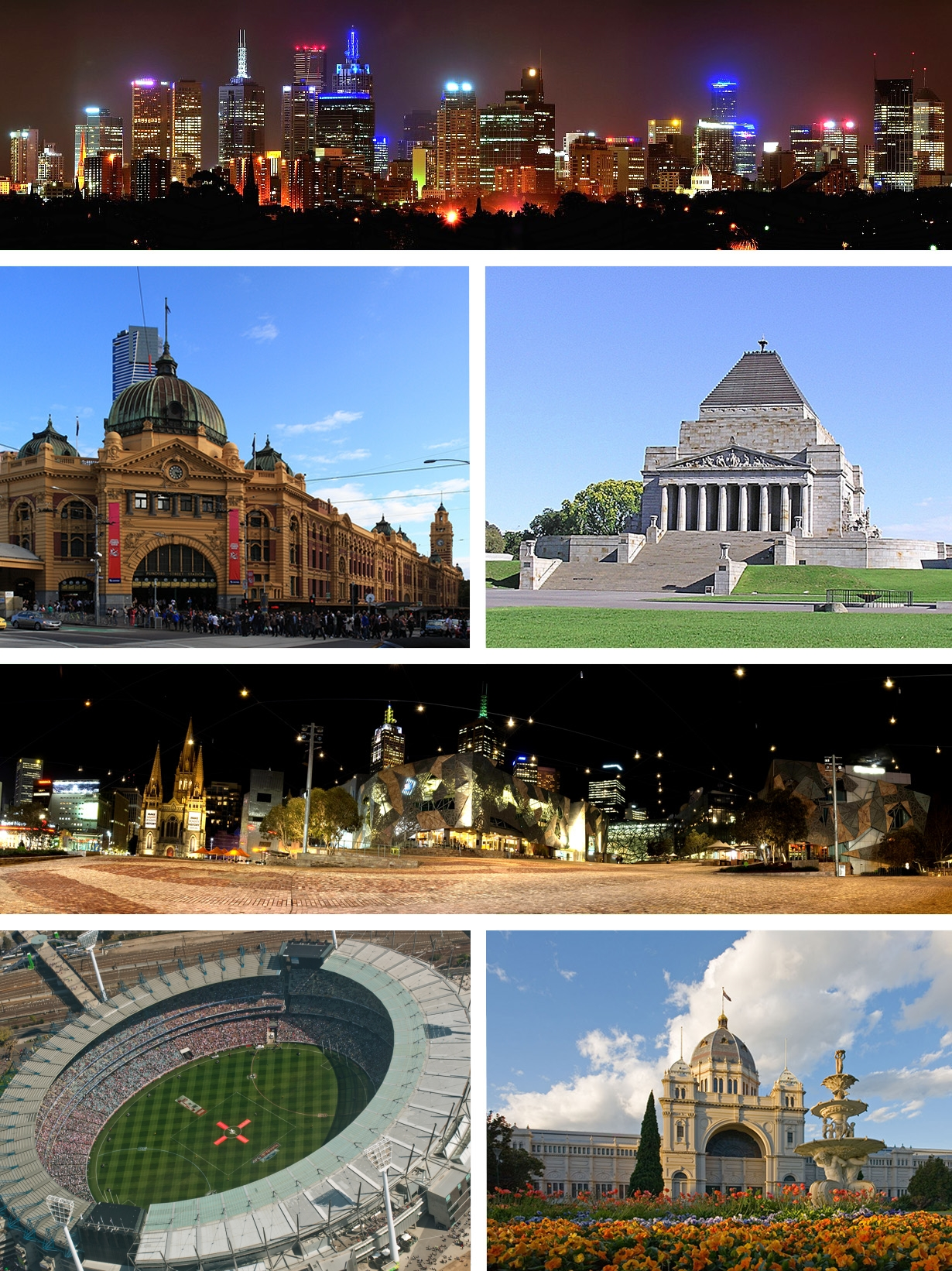 File:Melbourne city montage.jpg - Wikimedia Commons