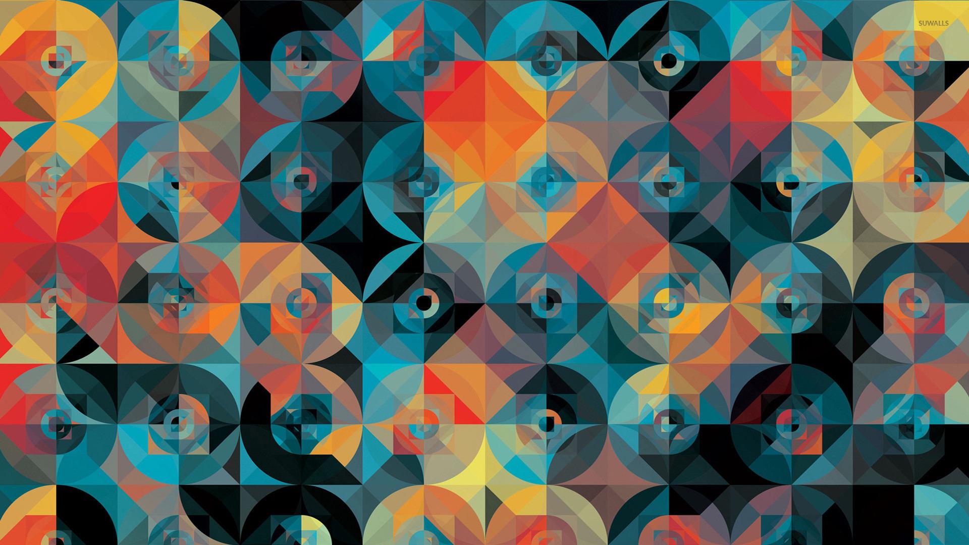 Mosaic [3] wallpaper - Abstract wallpapers - #16506