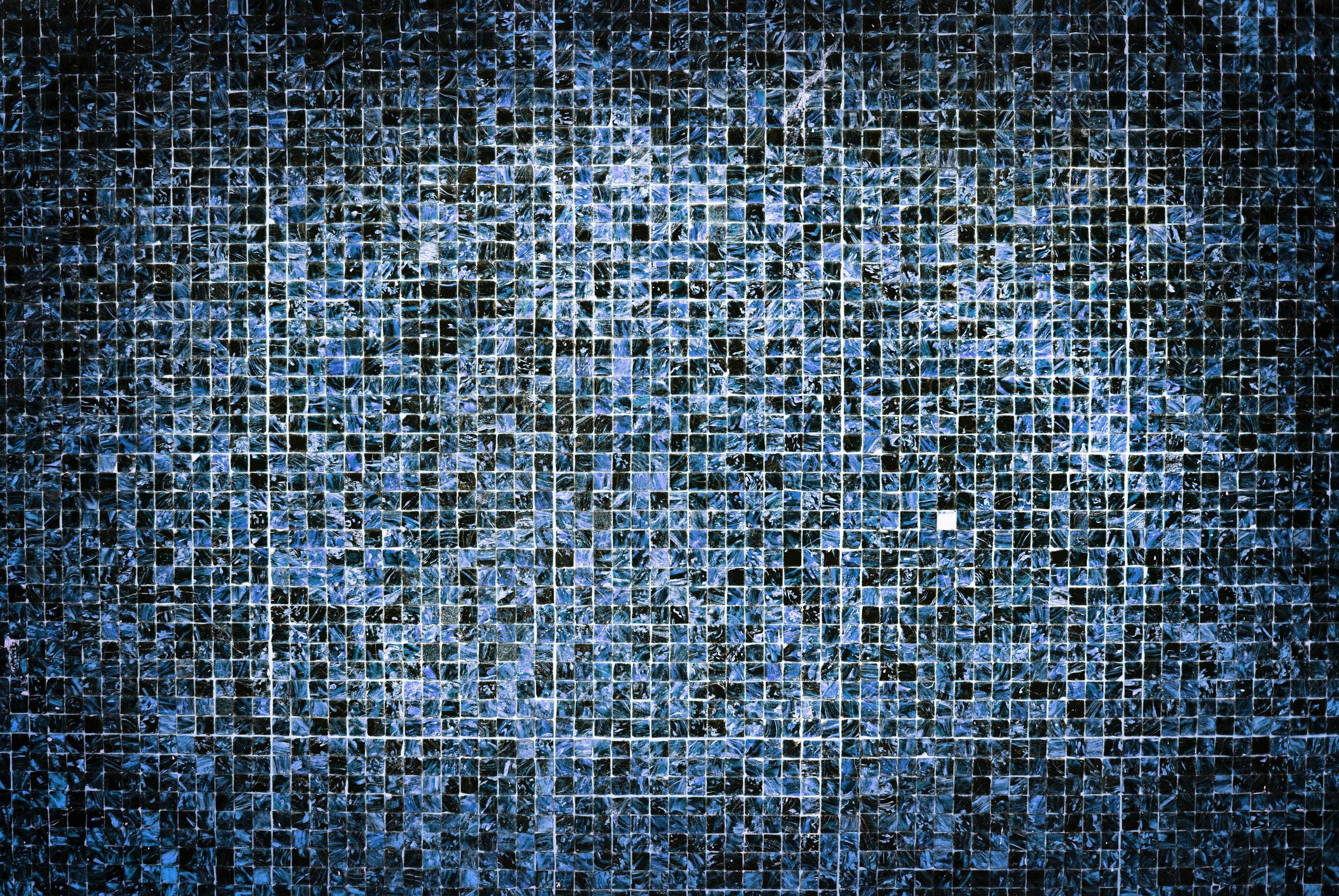 Photo Mosaic Wallpaper, Pattern, Wall, Tiles, Texture, HQ Photo