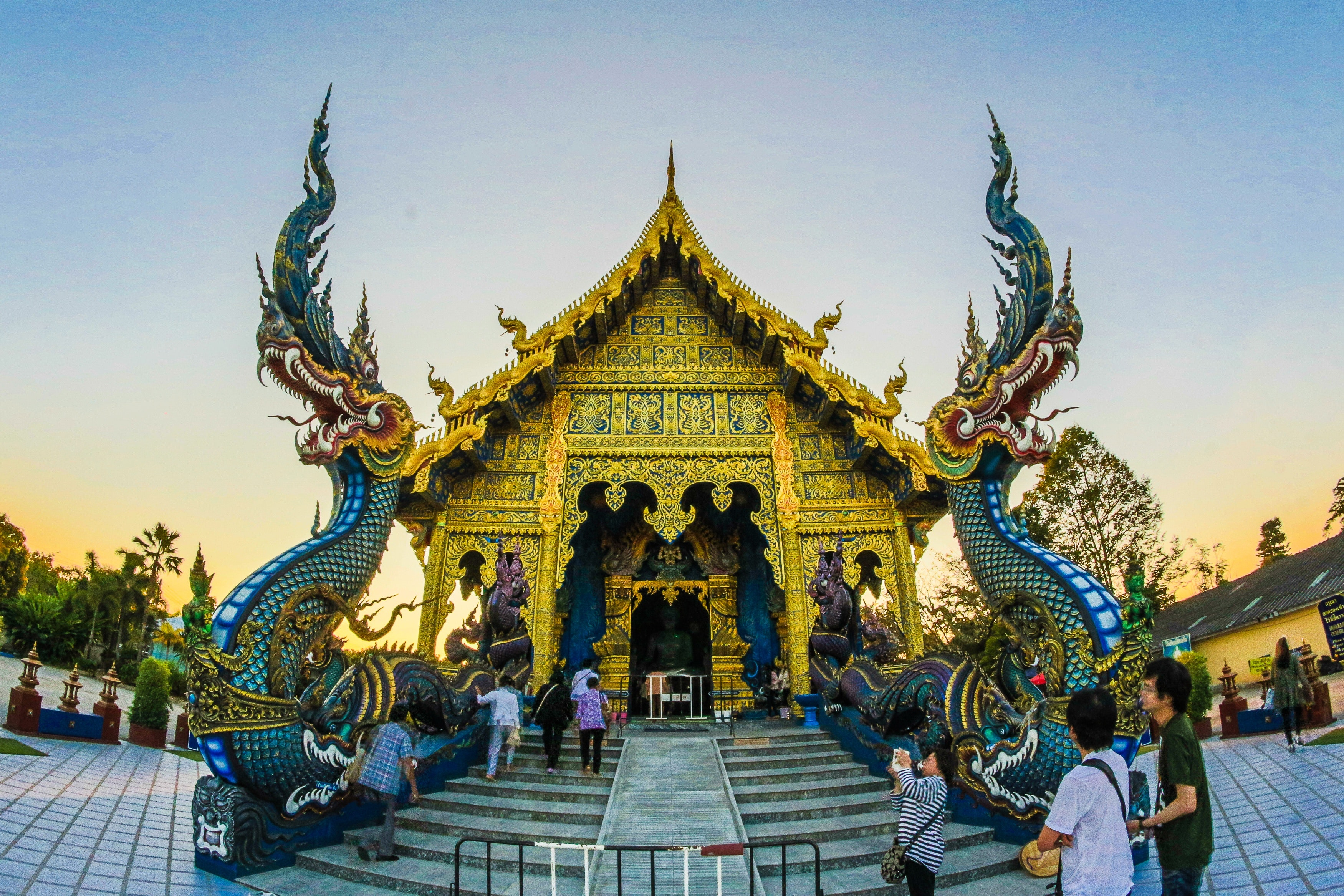 Photo of Dragon Temple, Ancient, Statue, Religious, Sacred, HQ Photo
