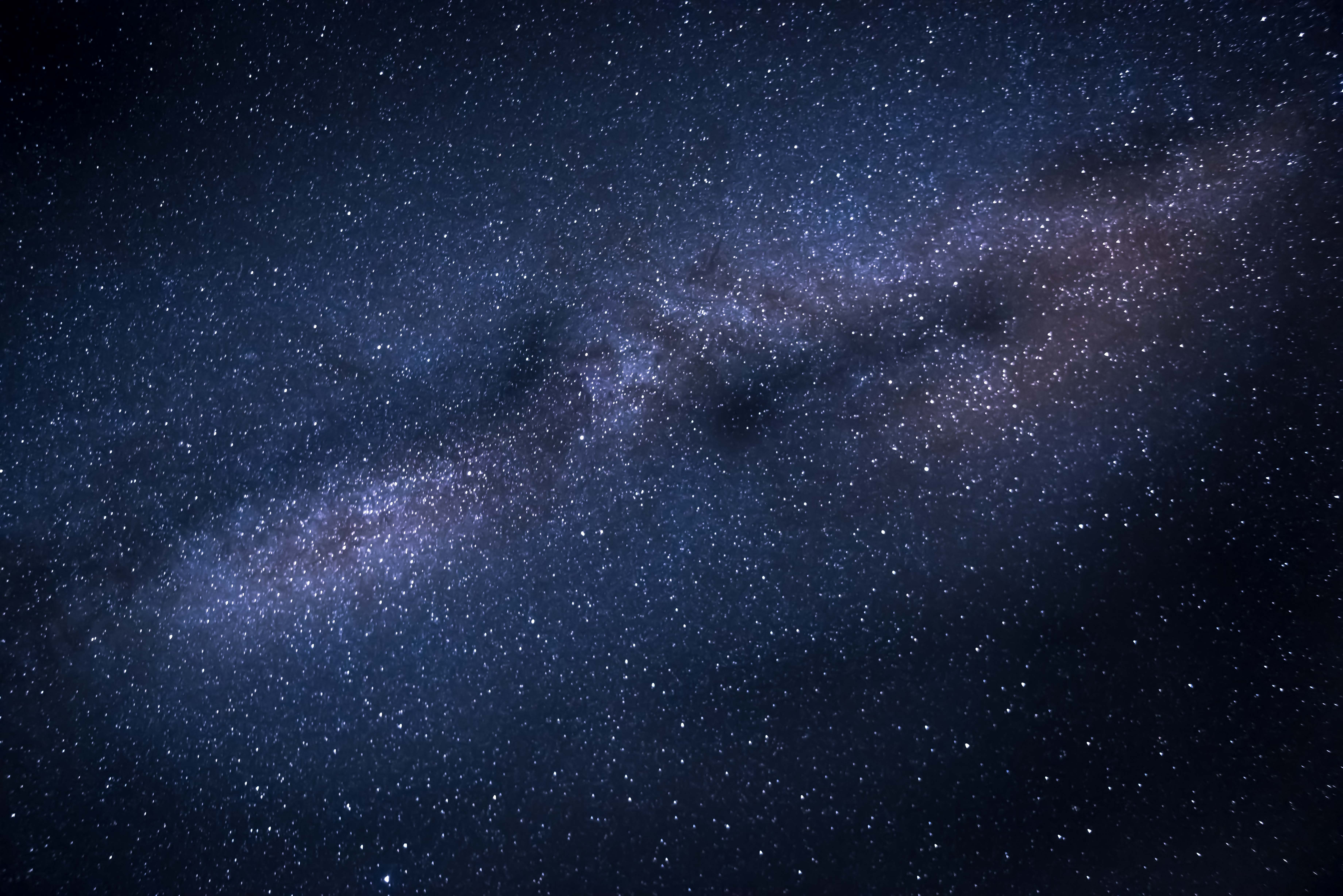 Photo of Galaxy, Astronomy, Astrophotography, Black, Constellation, HQ Photo