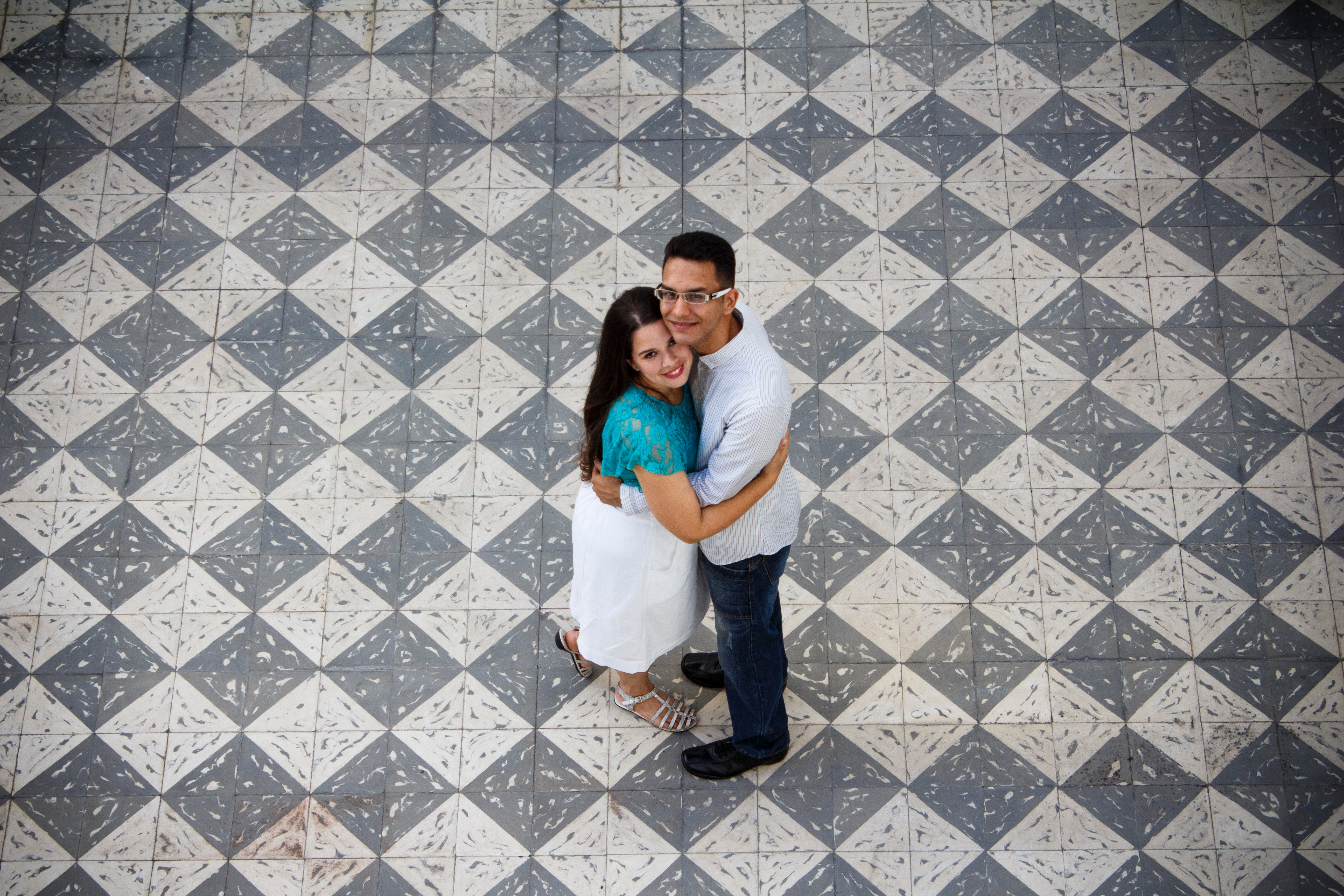 Photography of Couple Hugging Each Other, Adult, Pattern, Wear, Togetherness, HQ Photo