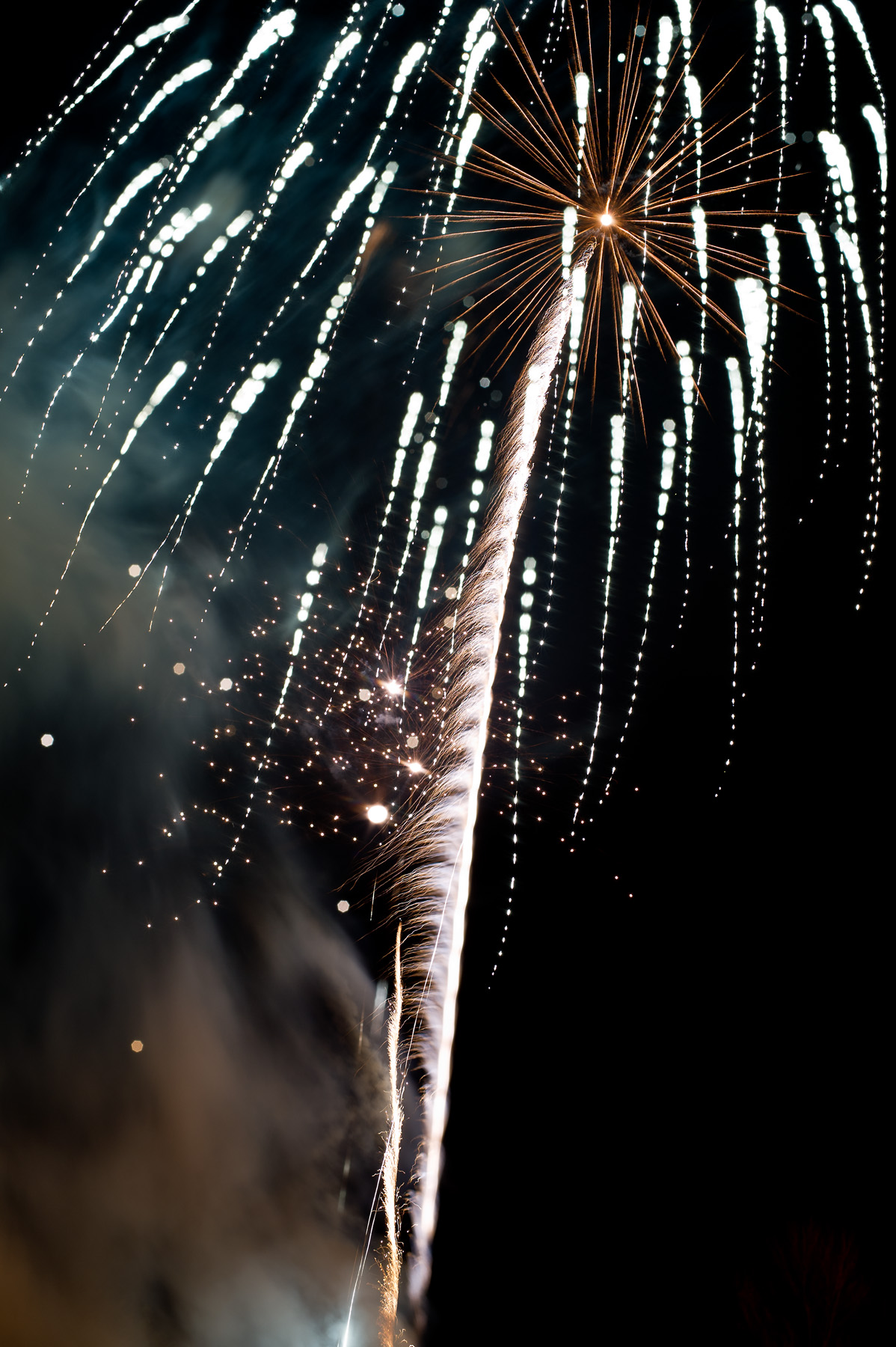 Winchester Fireworks | Harvey Mills Photography