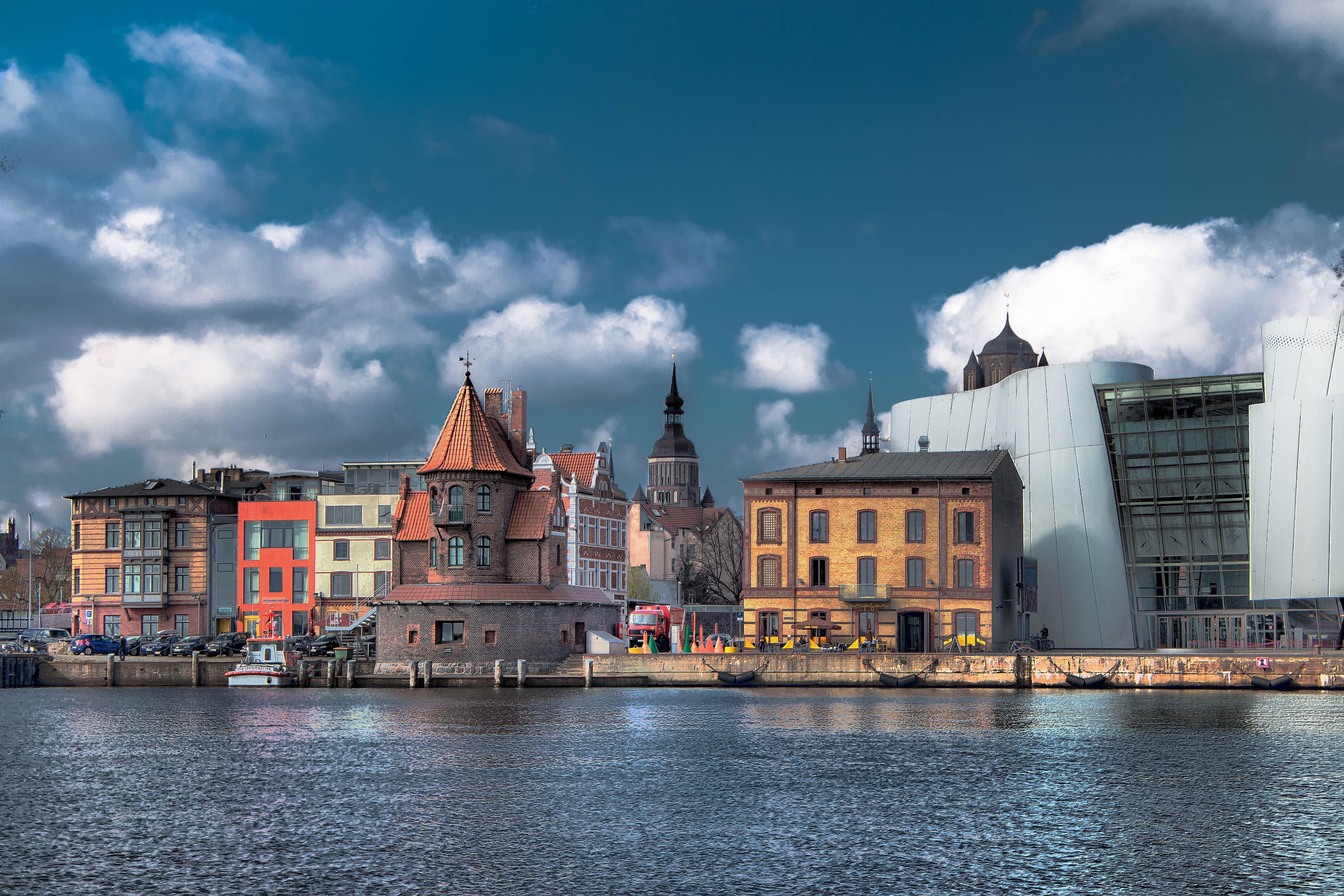 Photography of Landmark, Architecture, Water, Urban, Sky, HQ Photo