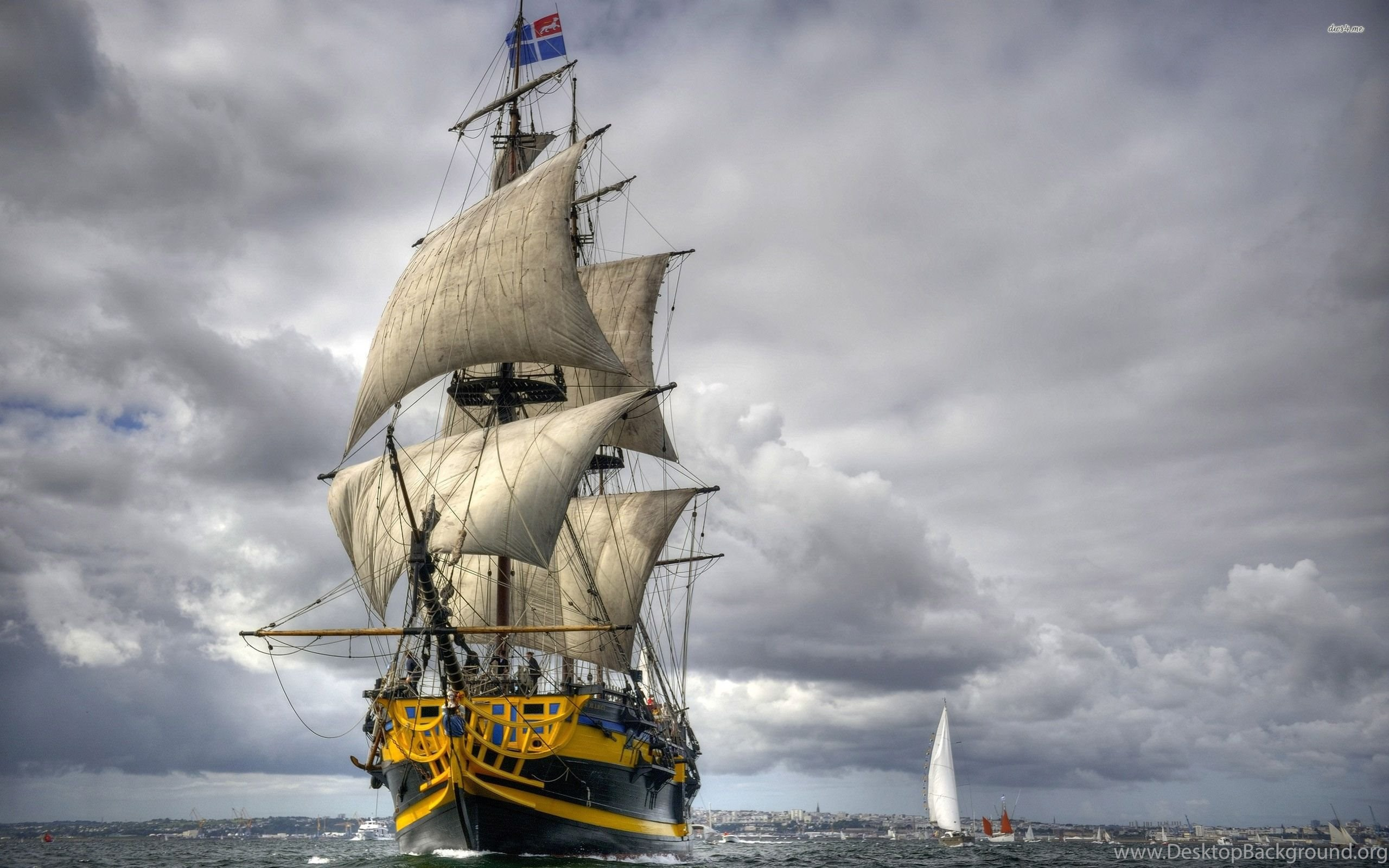 Sailing Ship Wallpapers Photography Wallpapers Desktop Background