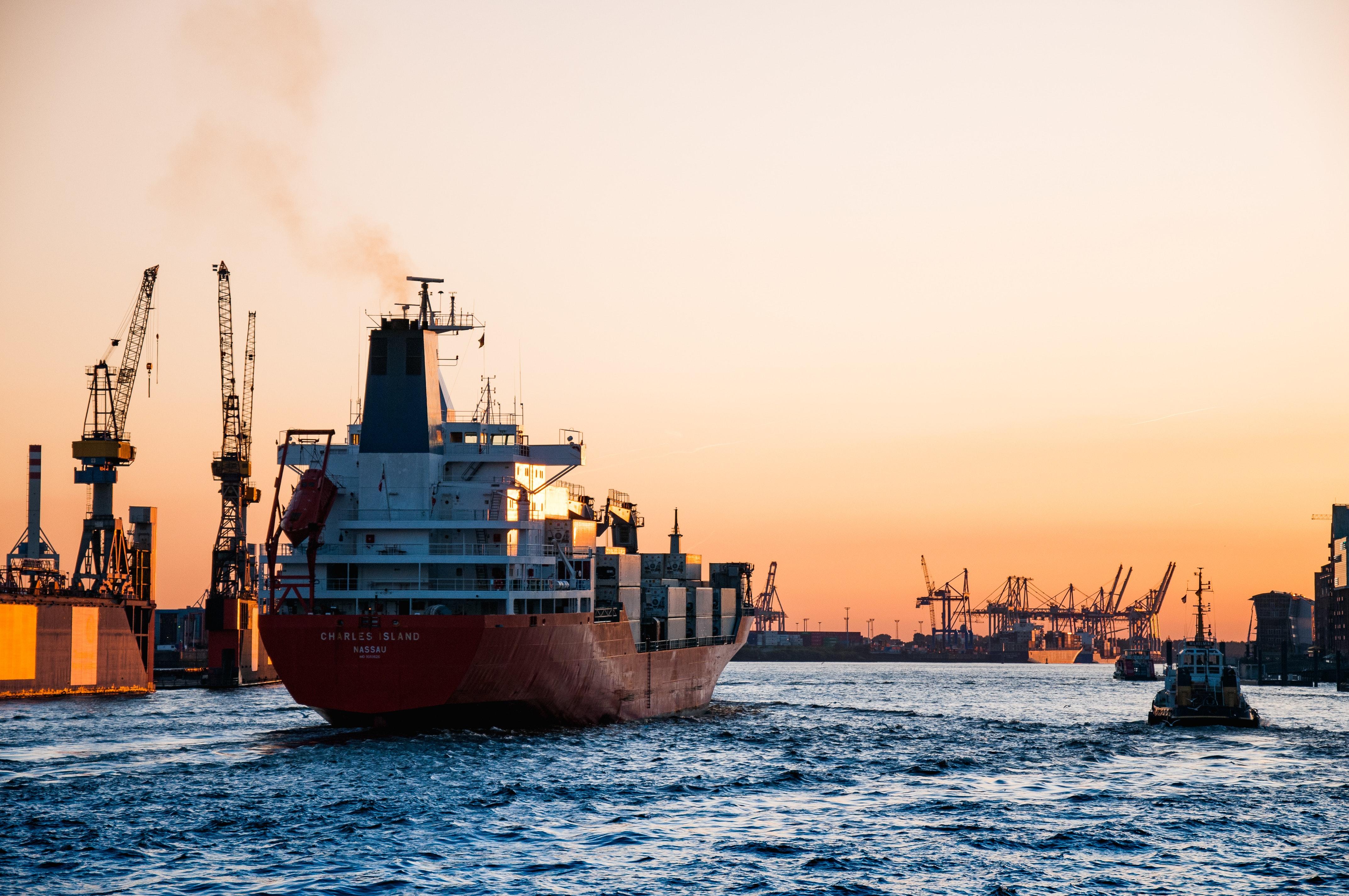 Photography of Ship, Architecture, Port, Sea, Seashore, HQ Photo